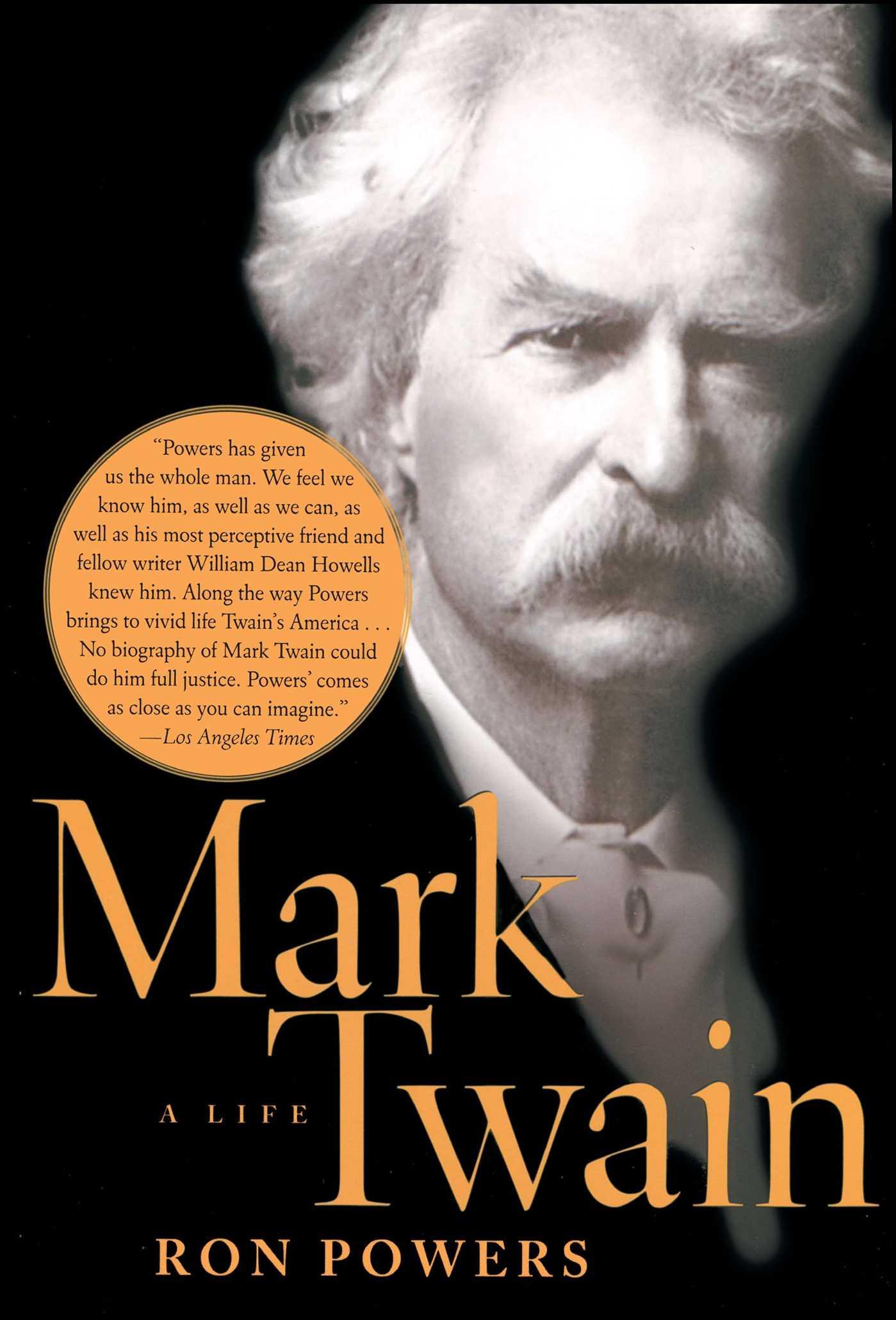 biography of mark twain pdf