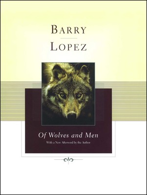 ae858deb Of Wolves and Men | Book by Barry Lopez | Official Publisher Page | Simon &  Schuster