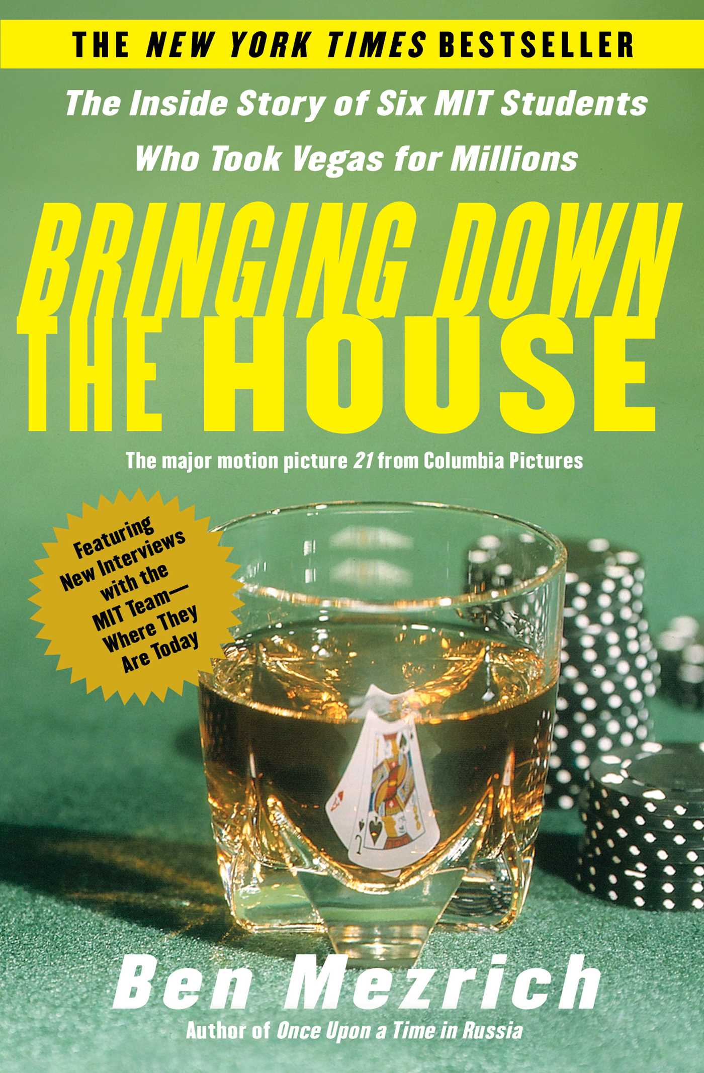 Bringing down the house 9780743249997 hr