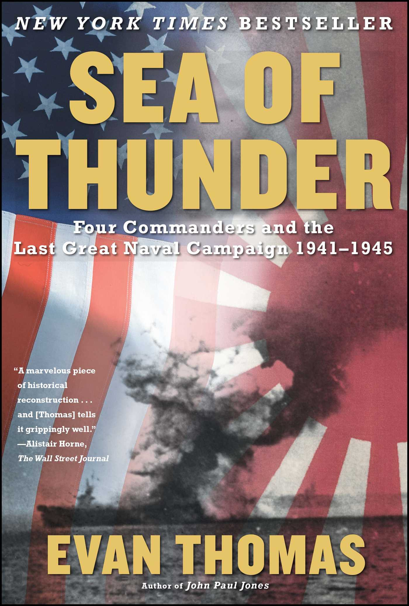 Sea of thunder 9780743252225 hr