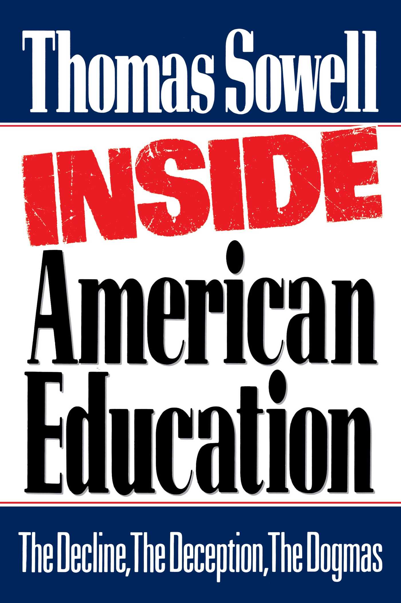 Inside american education 9780743254083 hr