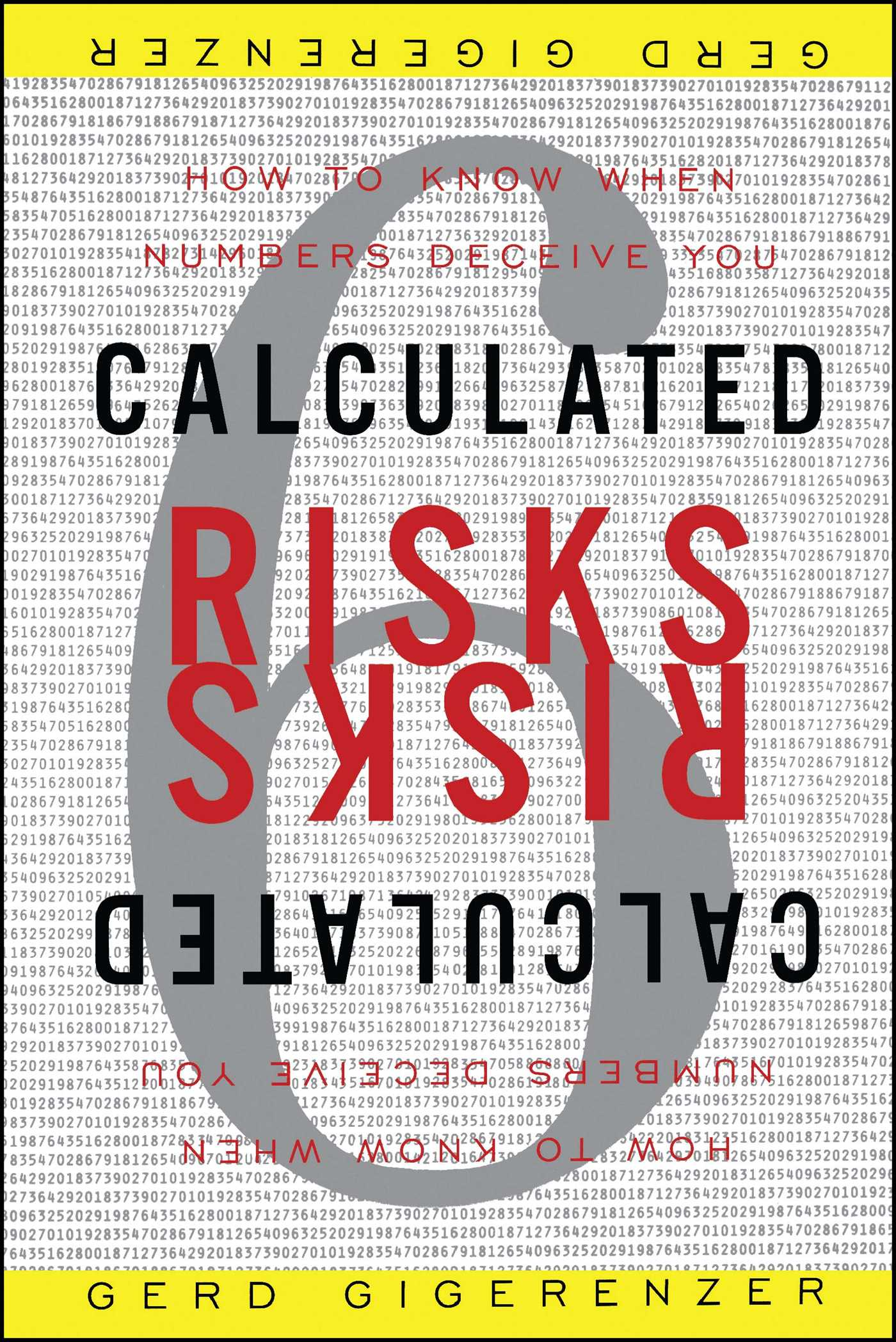 Calculated risks 9780743254236 hr