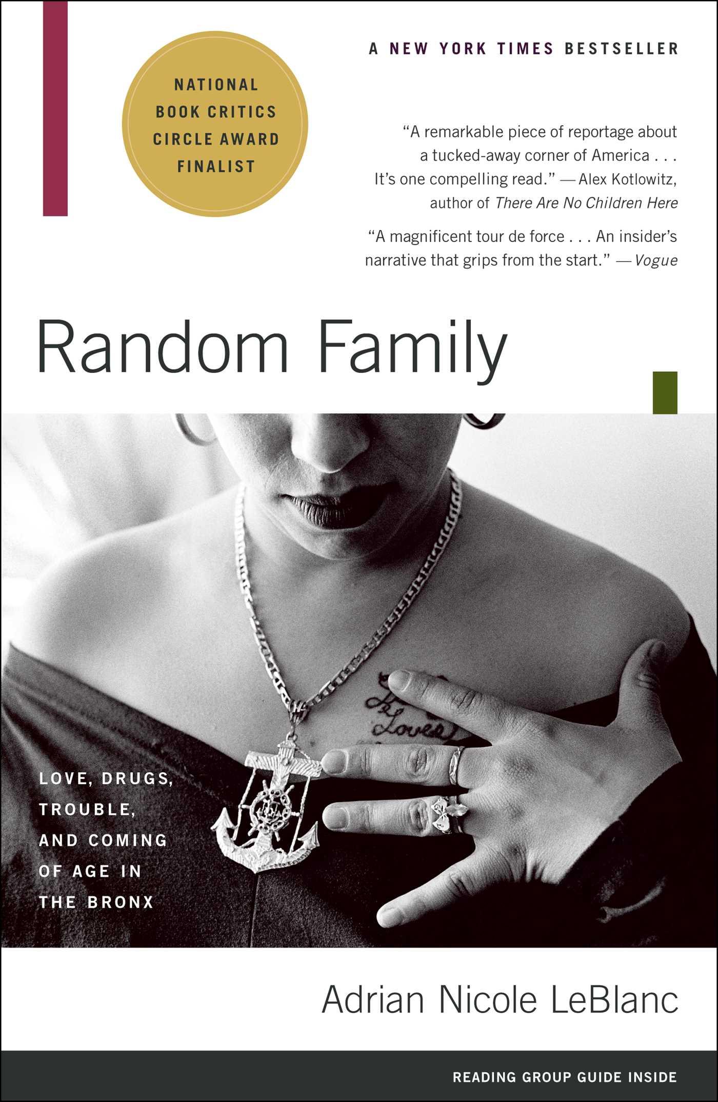Random family 9780743254434 hr