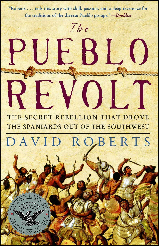 The pueblo revolt 9780743255172 hr