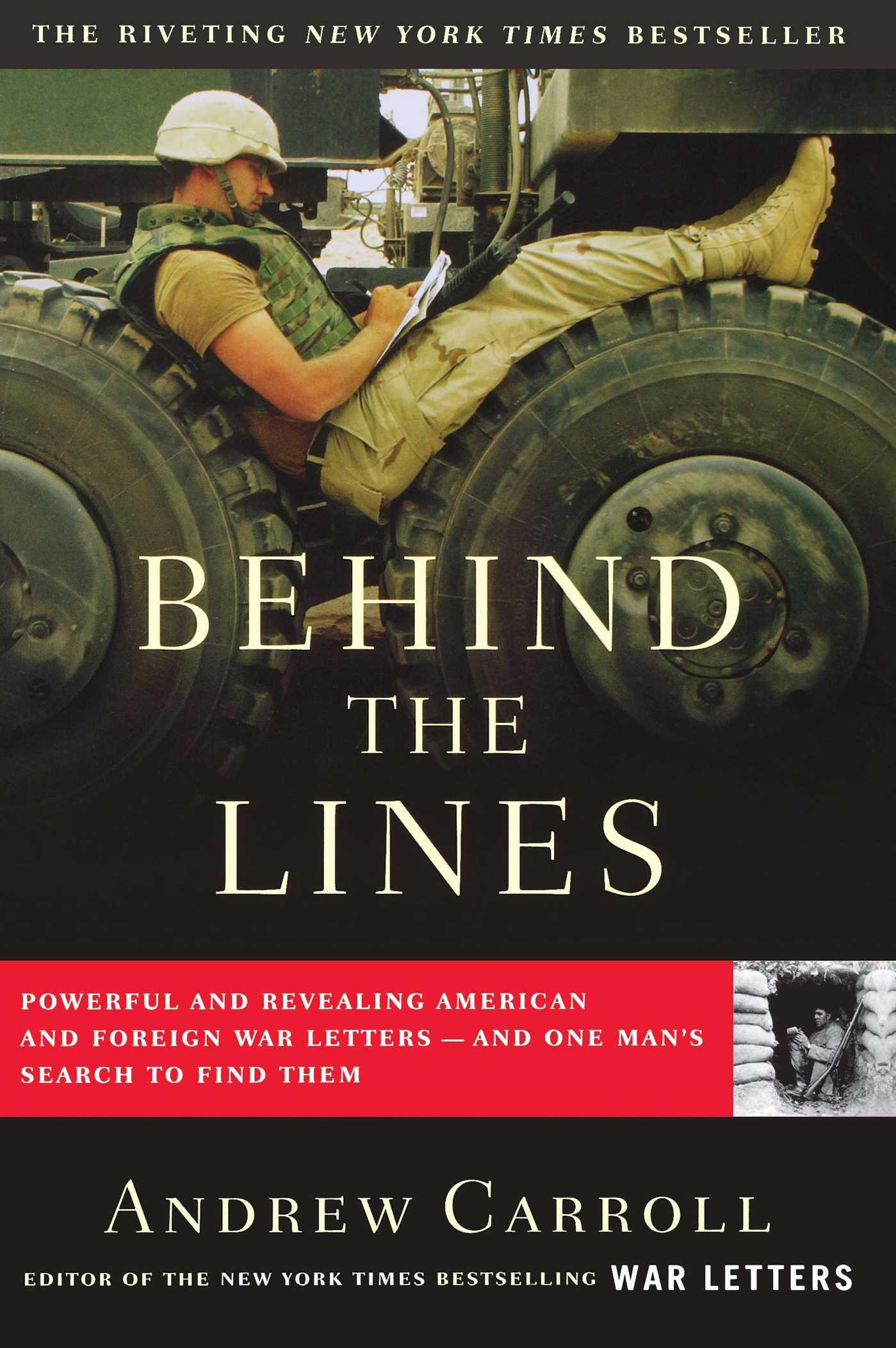 Behind the lines 9780743256179 hr