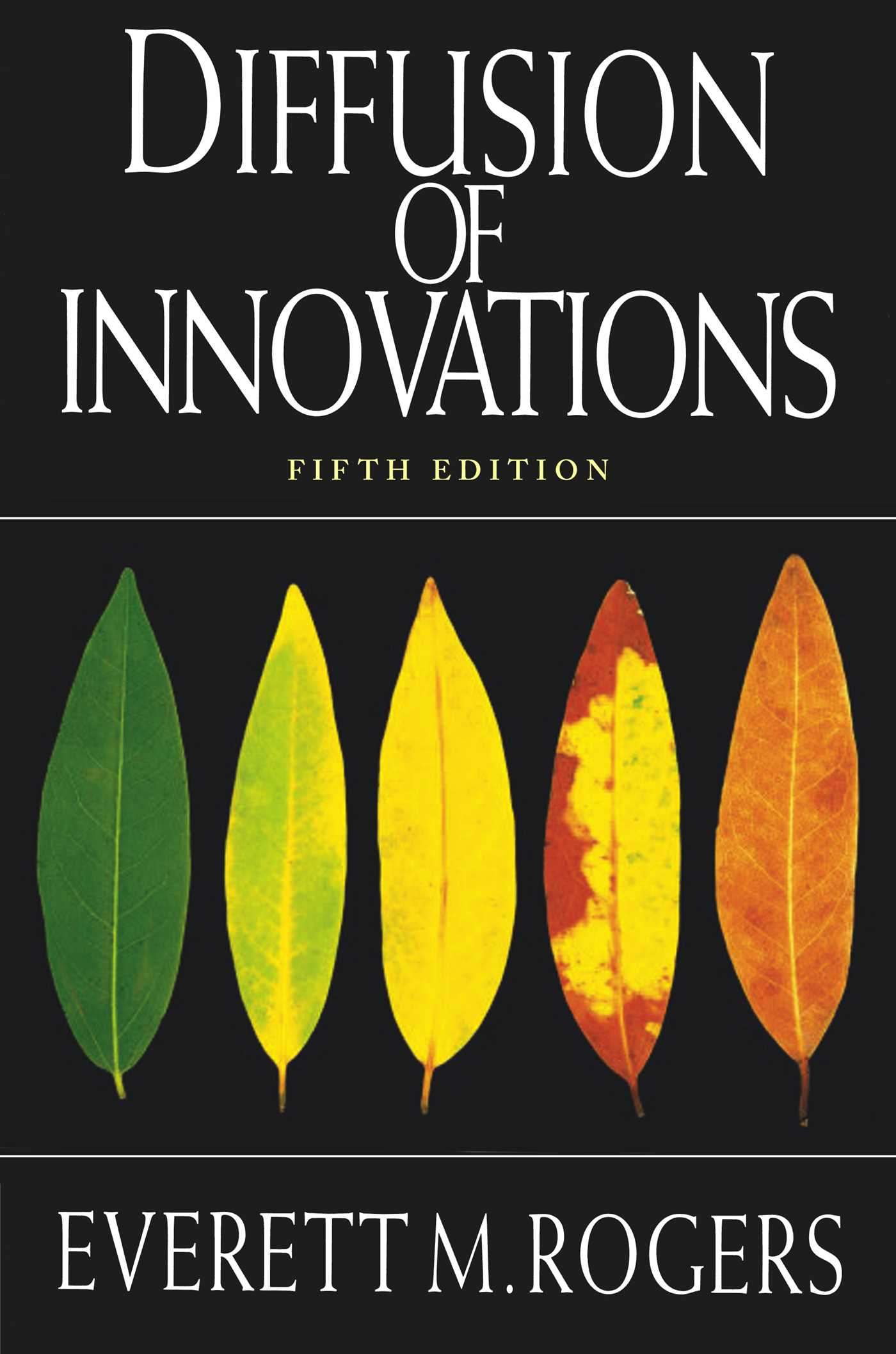 Diffusion of innovations 5th edition 9780743258234 hr