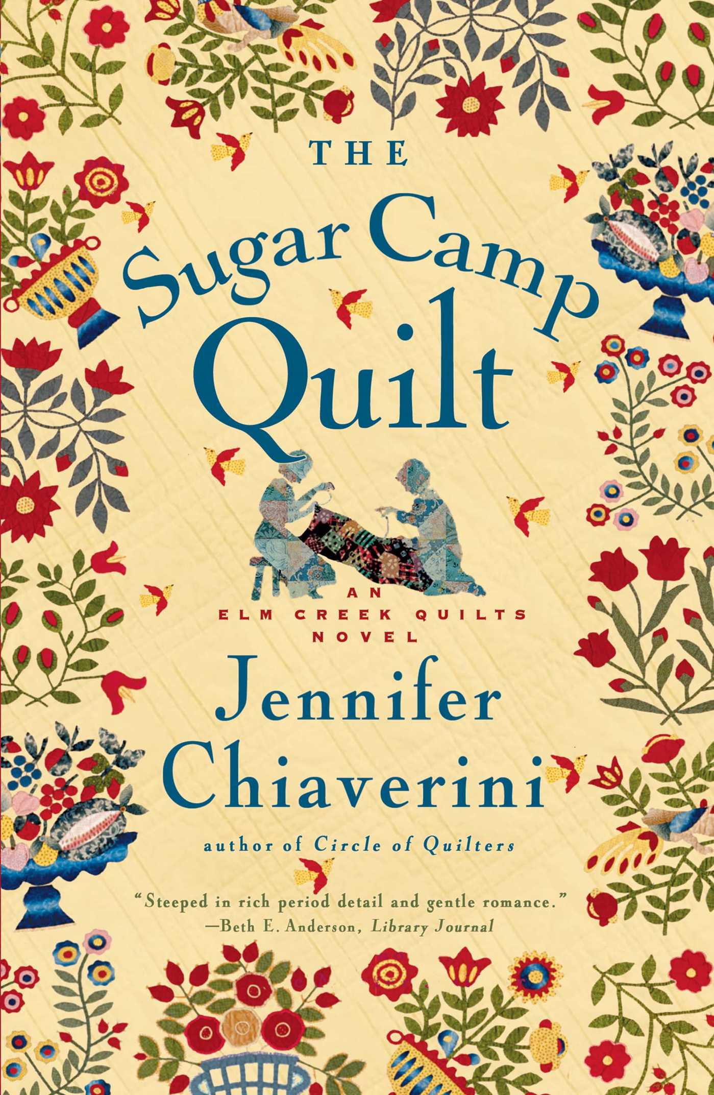 The sugar camp quilt 9780743260190 hr