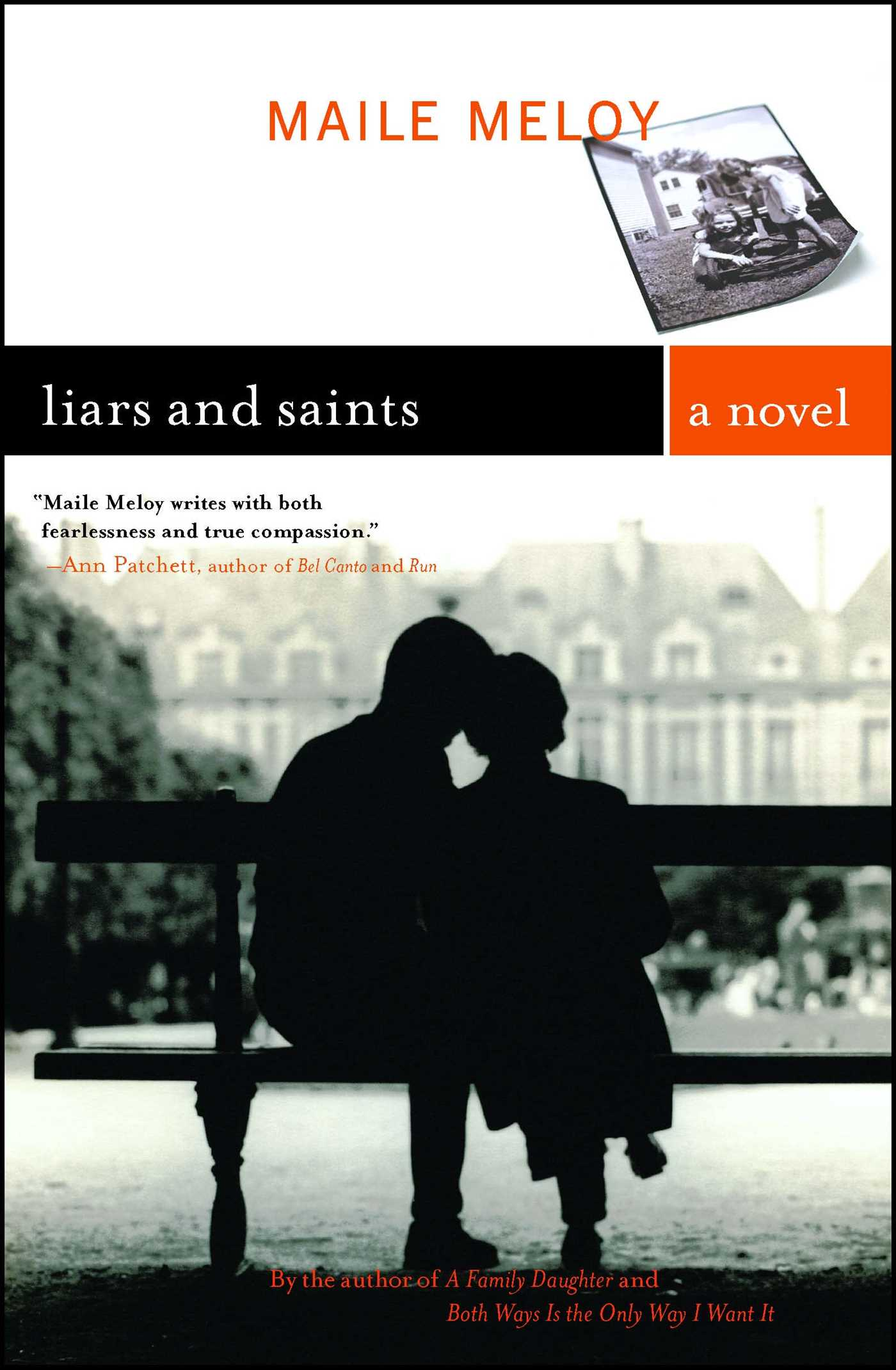 Liars and saints 9780743261982 hr