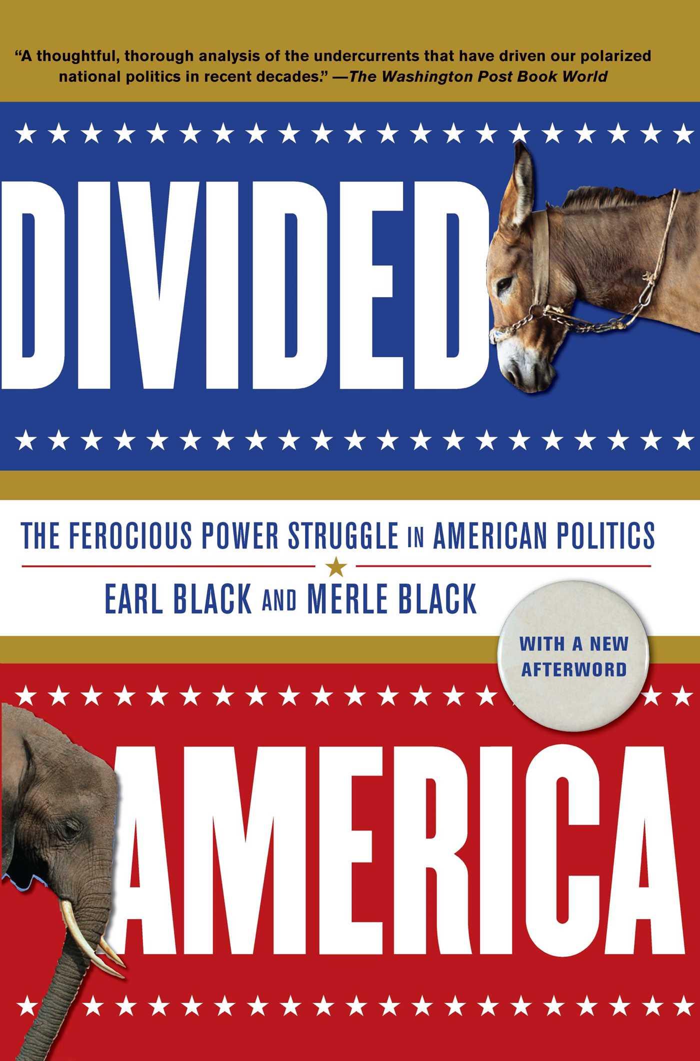 Divided america 9780743262071 hr