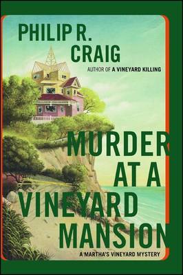 murder at a vineyard mansion craig philip r