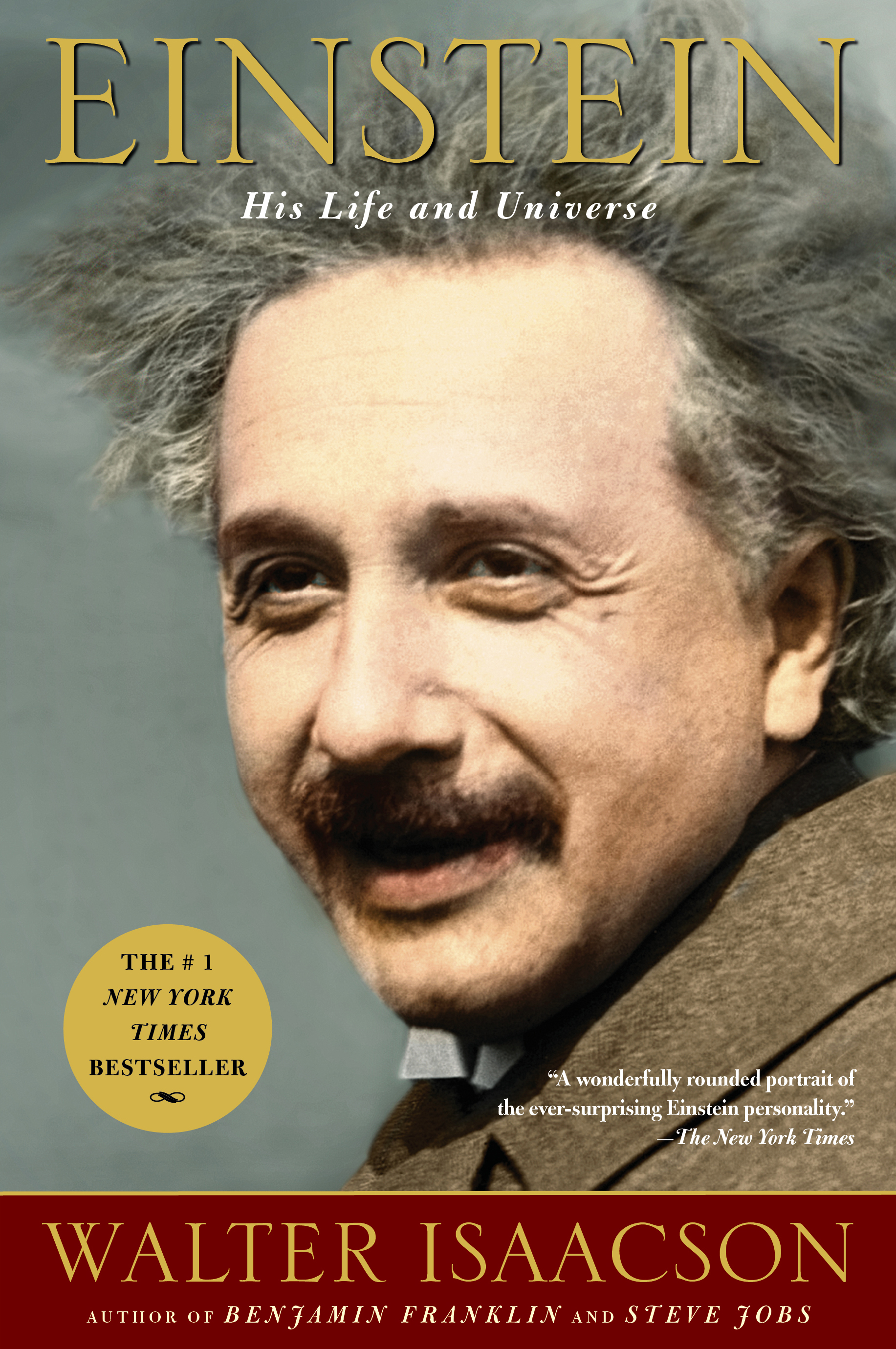 Einstein biography summary