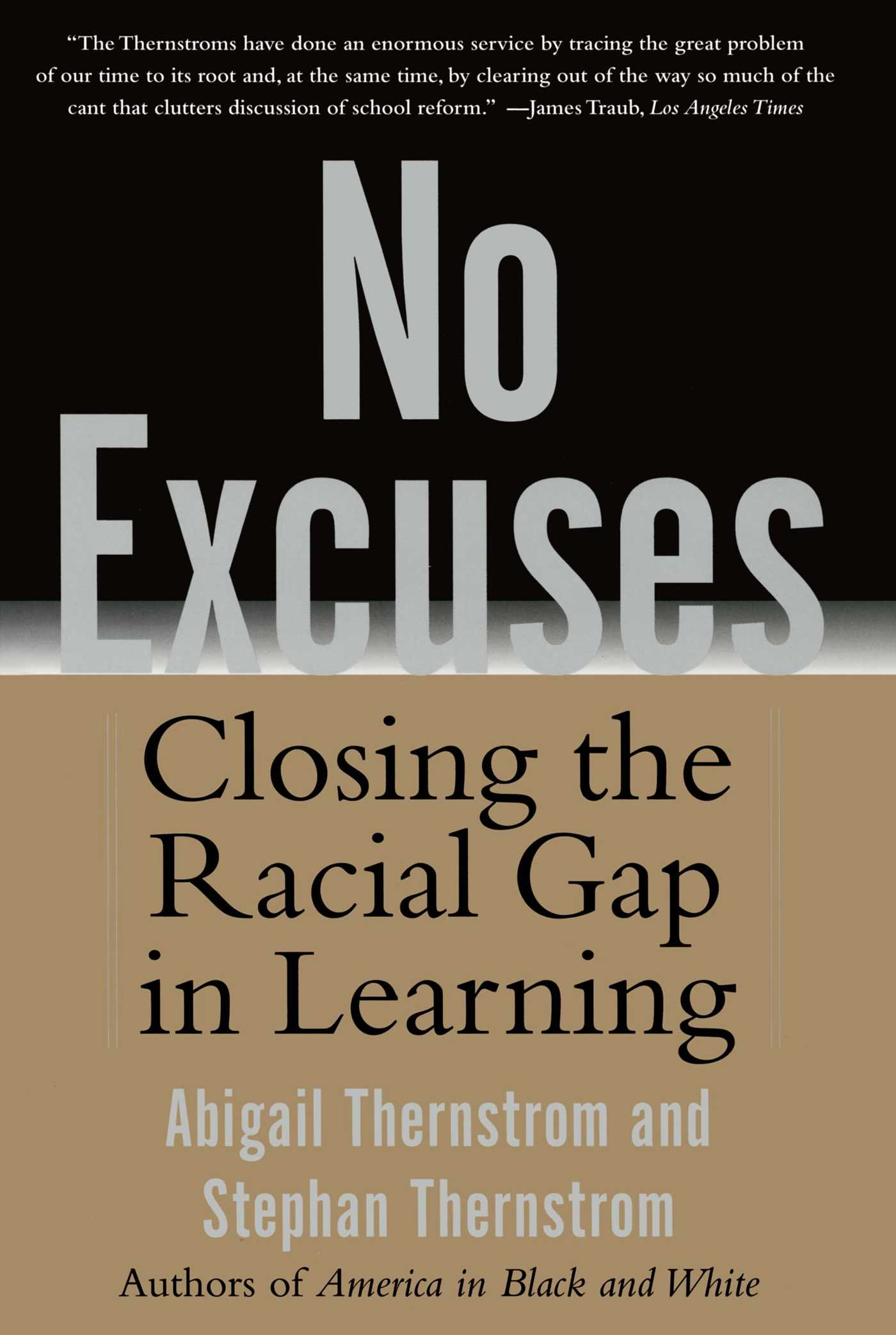 Closing the Racial Gap in Learning