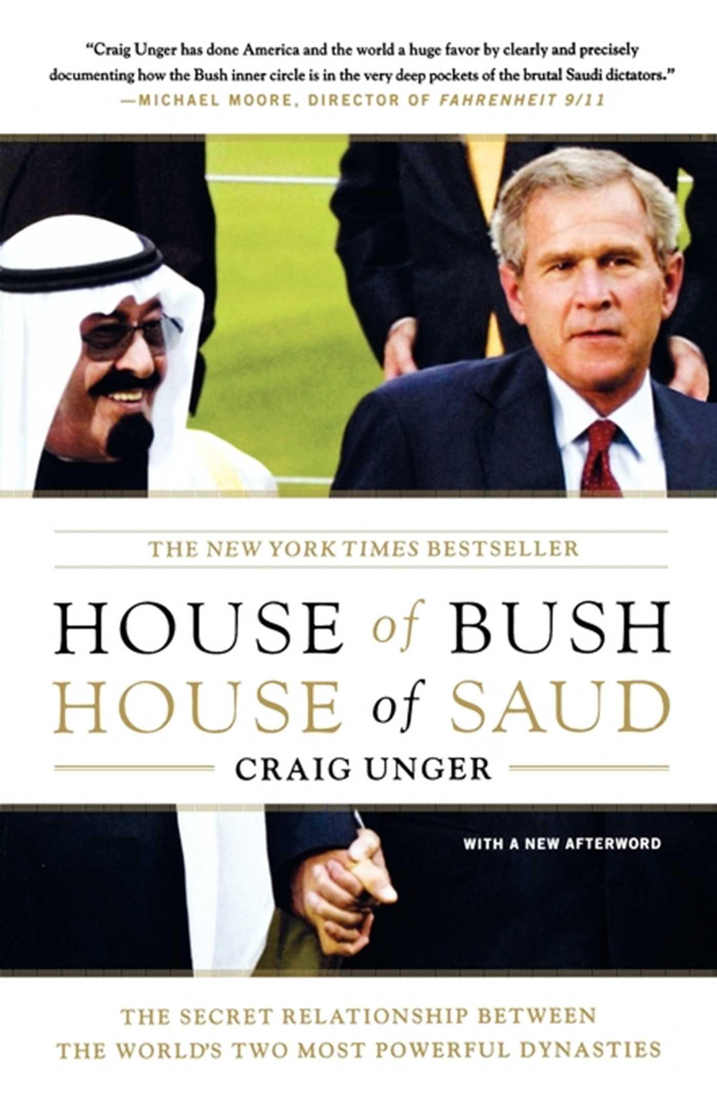 House of bush house of saud 9780743266239 hr
