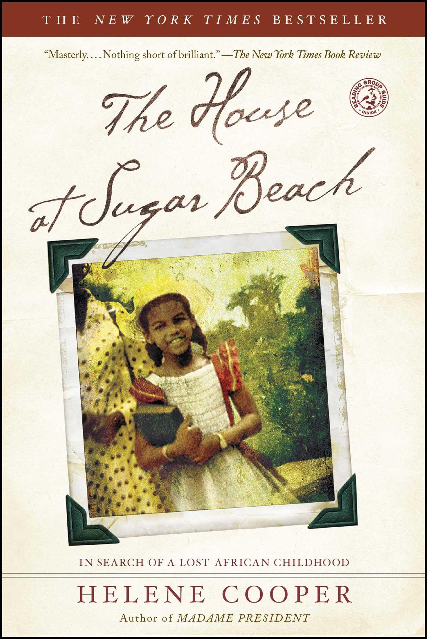 The house at sugar beach 9780743266253 hr