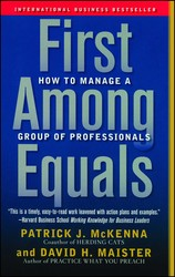 First among equals 9780743267588