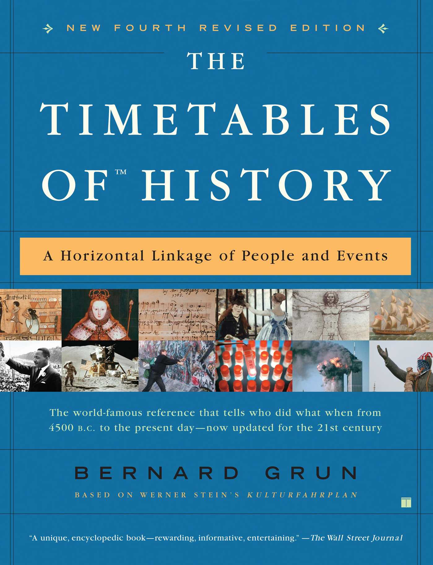 The timetables of history 9780743270038 hr