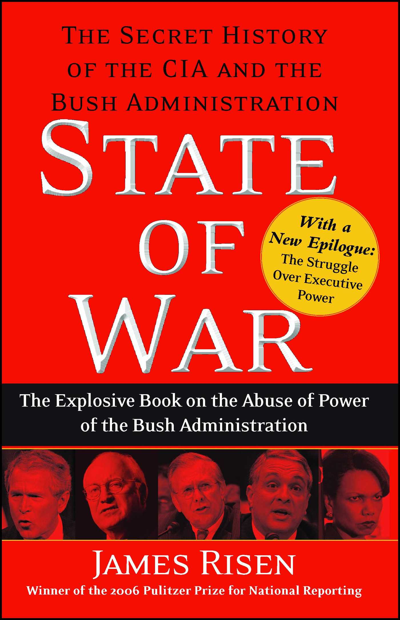 ... Array - state of war book by james risen official publisher page simon  rh simonandschuster com