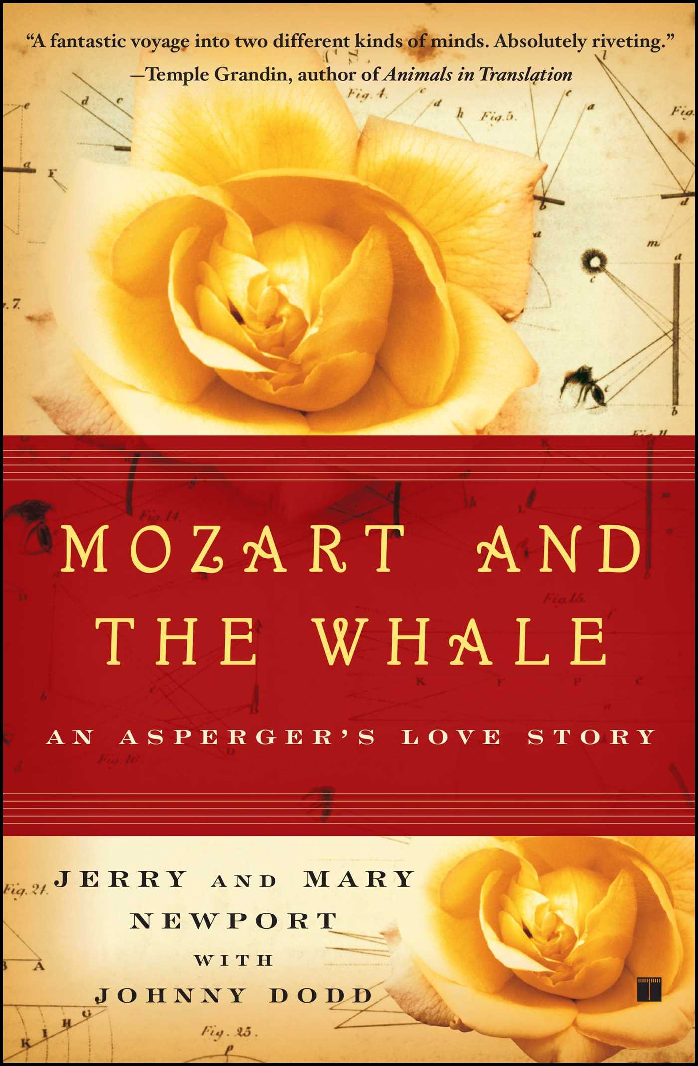 Mozart and the whale 9780743272841 hr