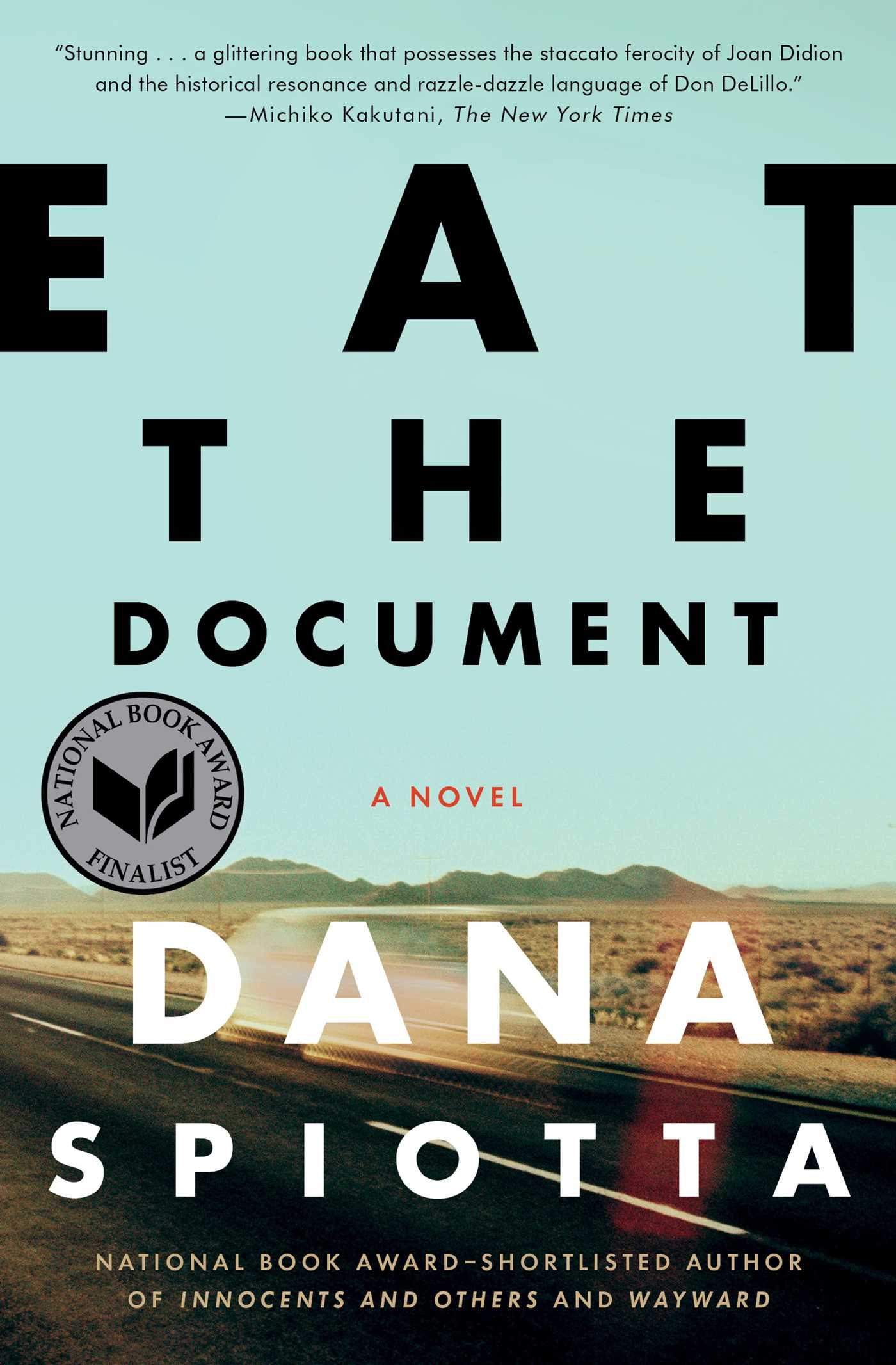 Eat the document 9780743273008 hr