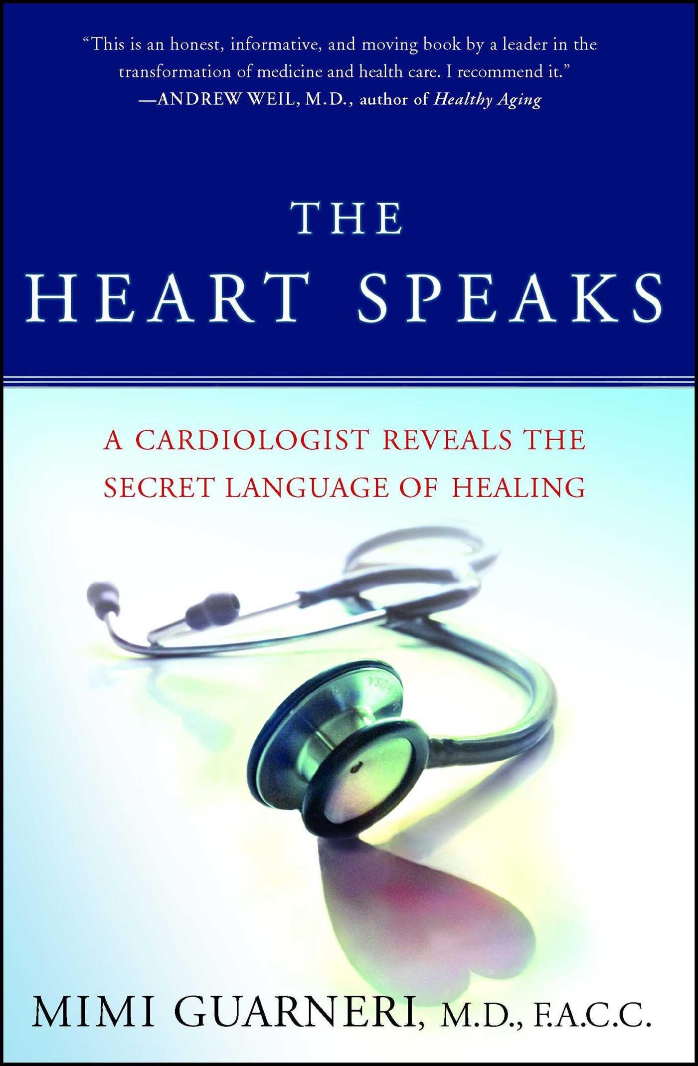 The heart speaks 9780743273121 hr