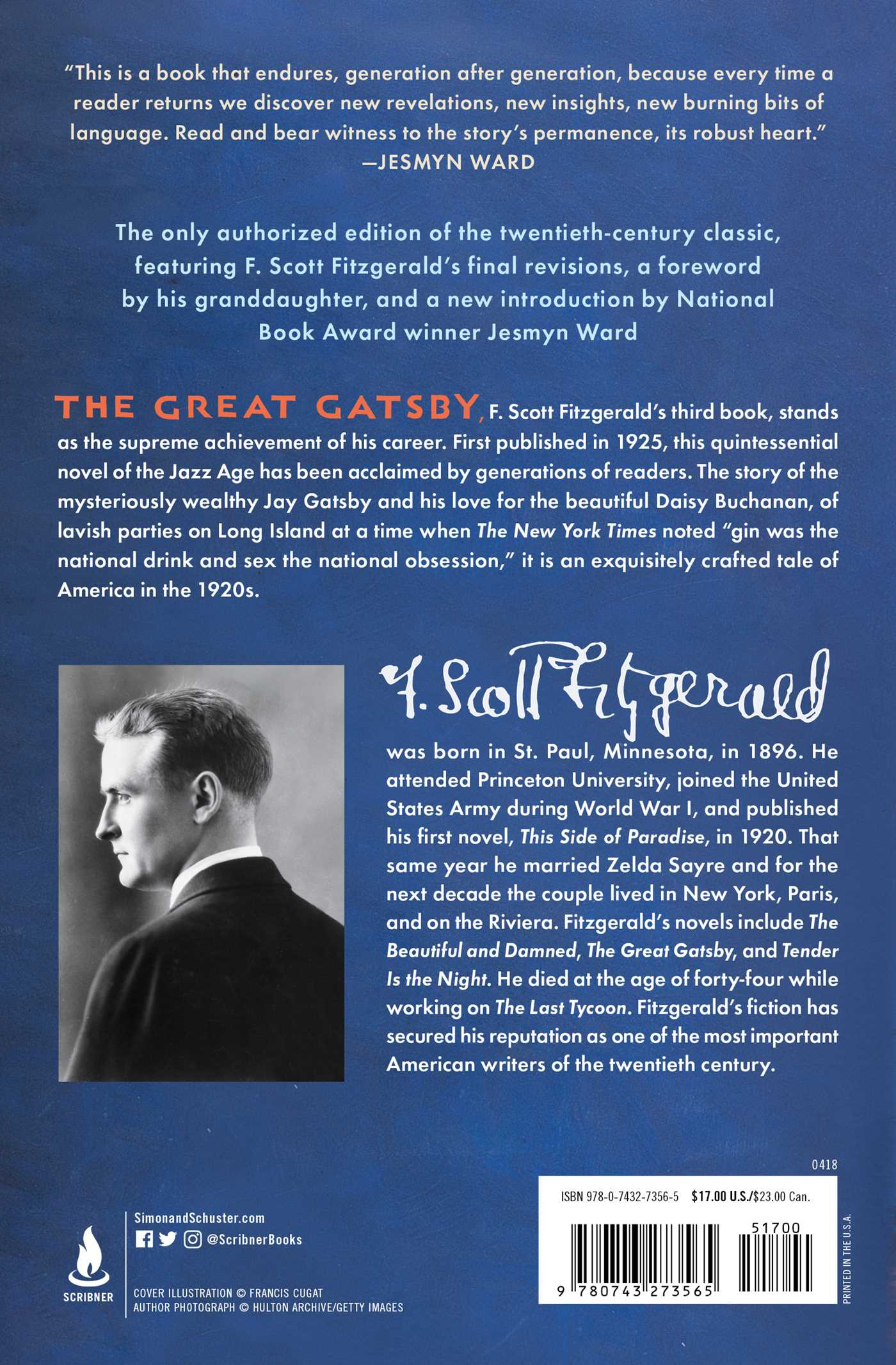 A summary of the great gatsby by f scott fitzgerald