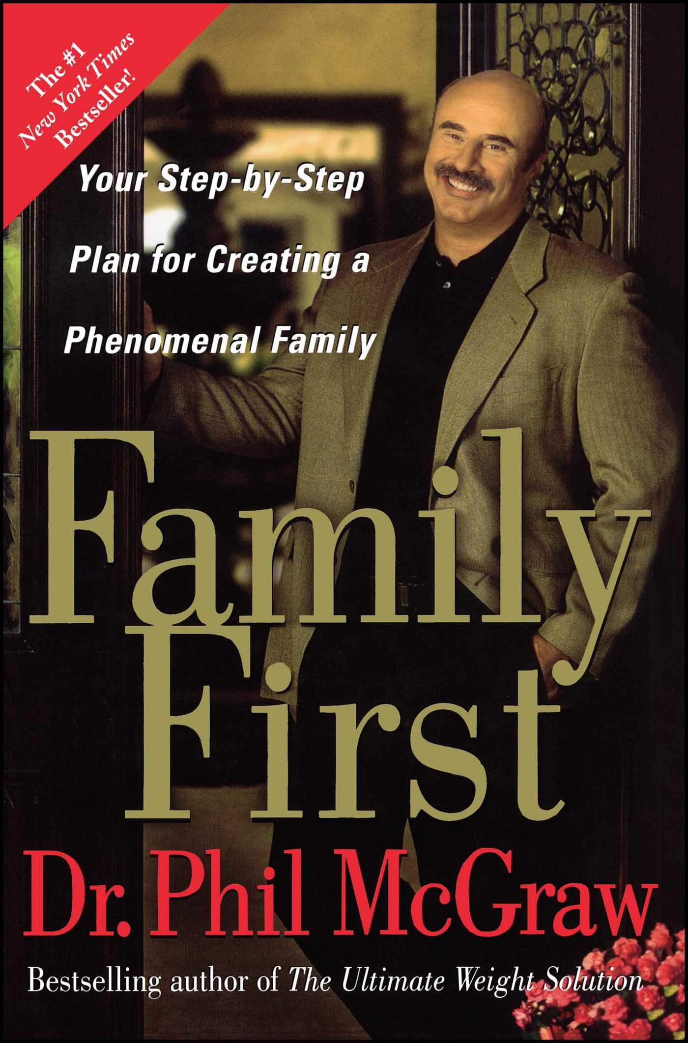 Family first book by phil mcgraw official publisher page simon family first 9780743273770 hr fandeluxe Images