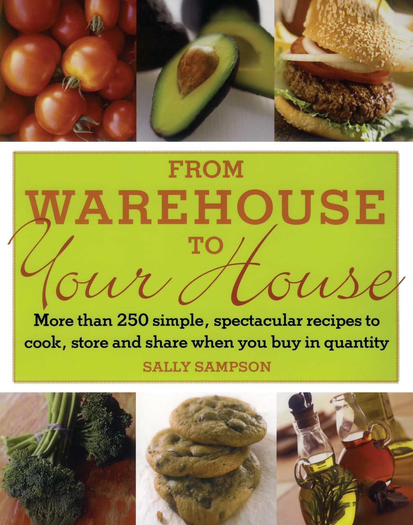 From warehouse to your house 9780743275057 hr
