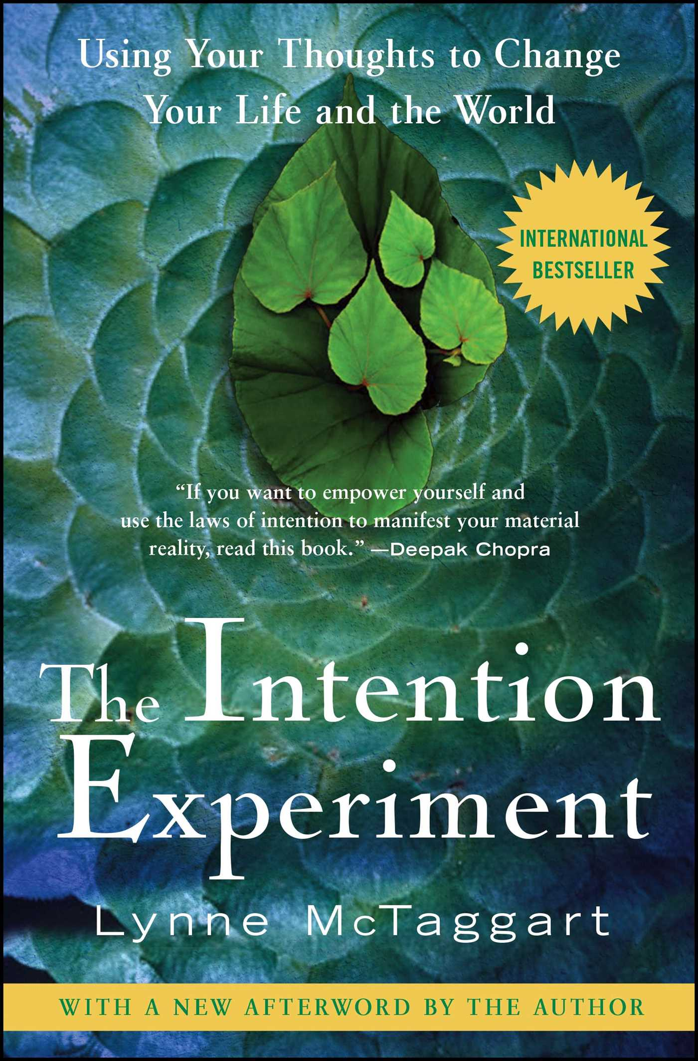 The intention experiment 9780743276962 hr