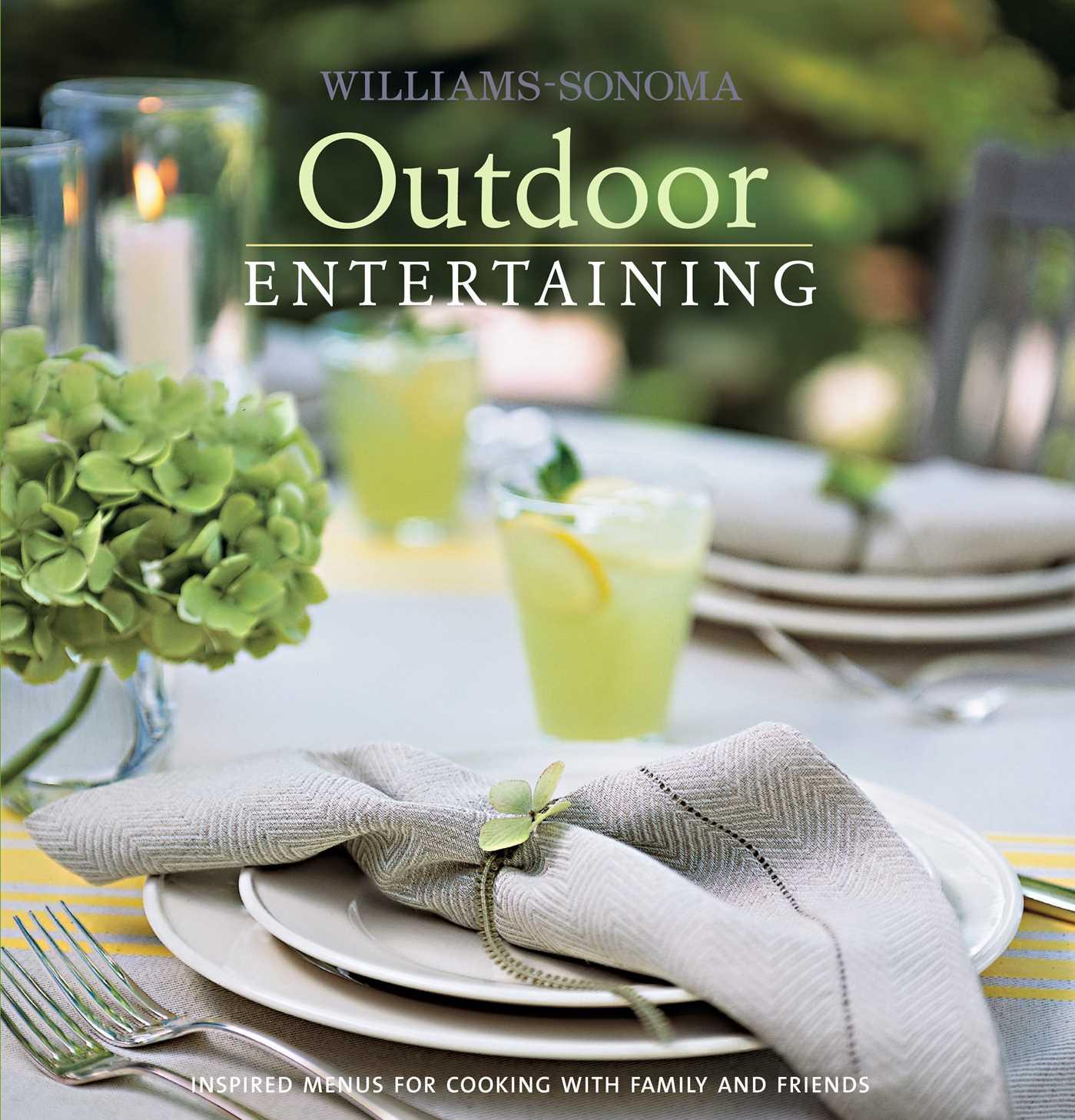 Williams sonoma entertaining outdoor 9780743278737 hr