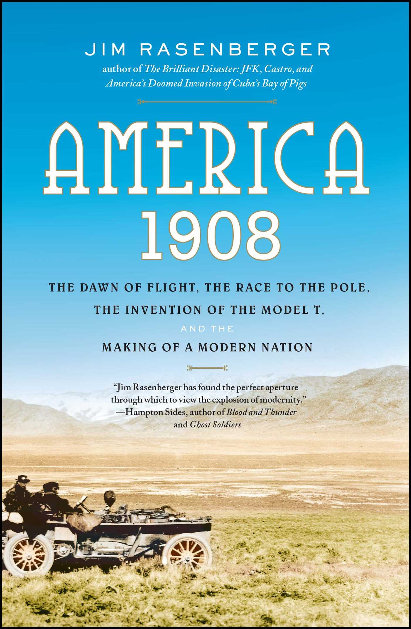 America 1908 9780743280785 hr