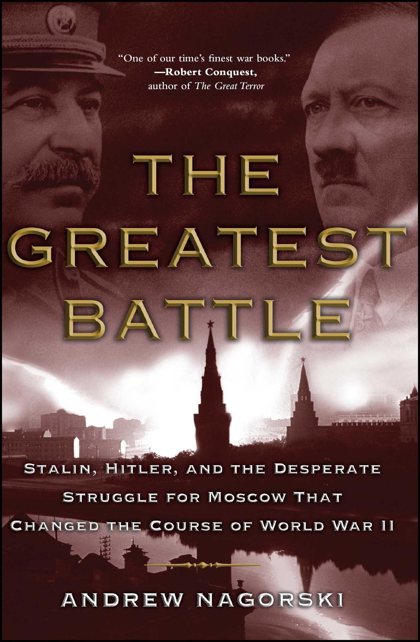 The greatest battle 9780743281119 hr