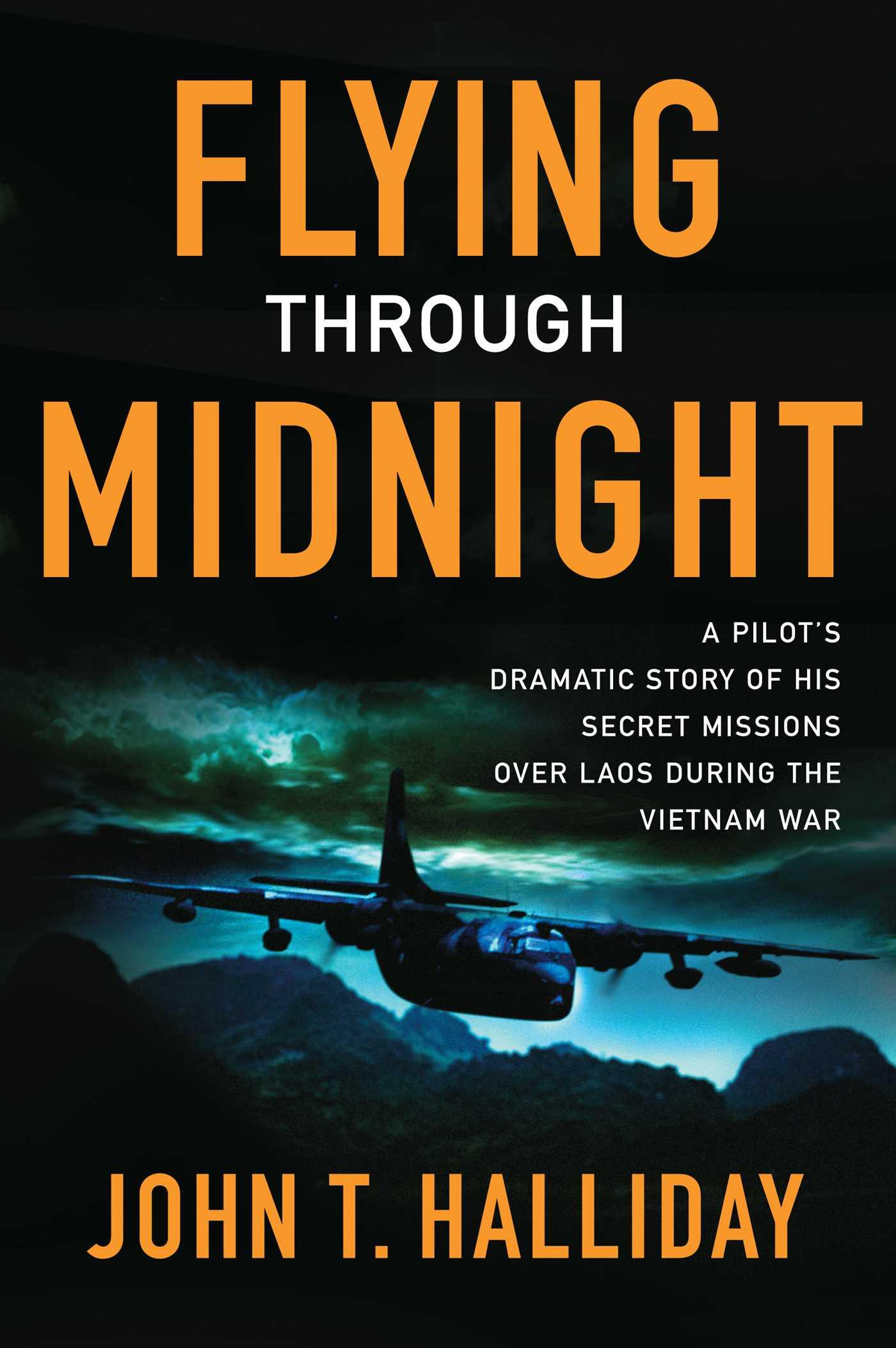 Flying through midnight 9780743281997 hr
