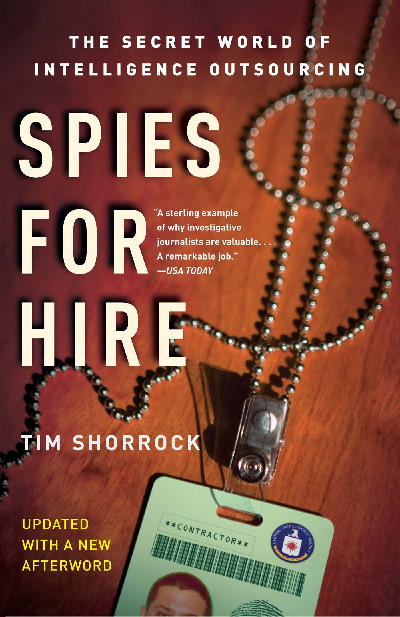 Spies for hire 9780743282253 hr