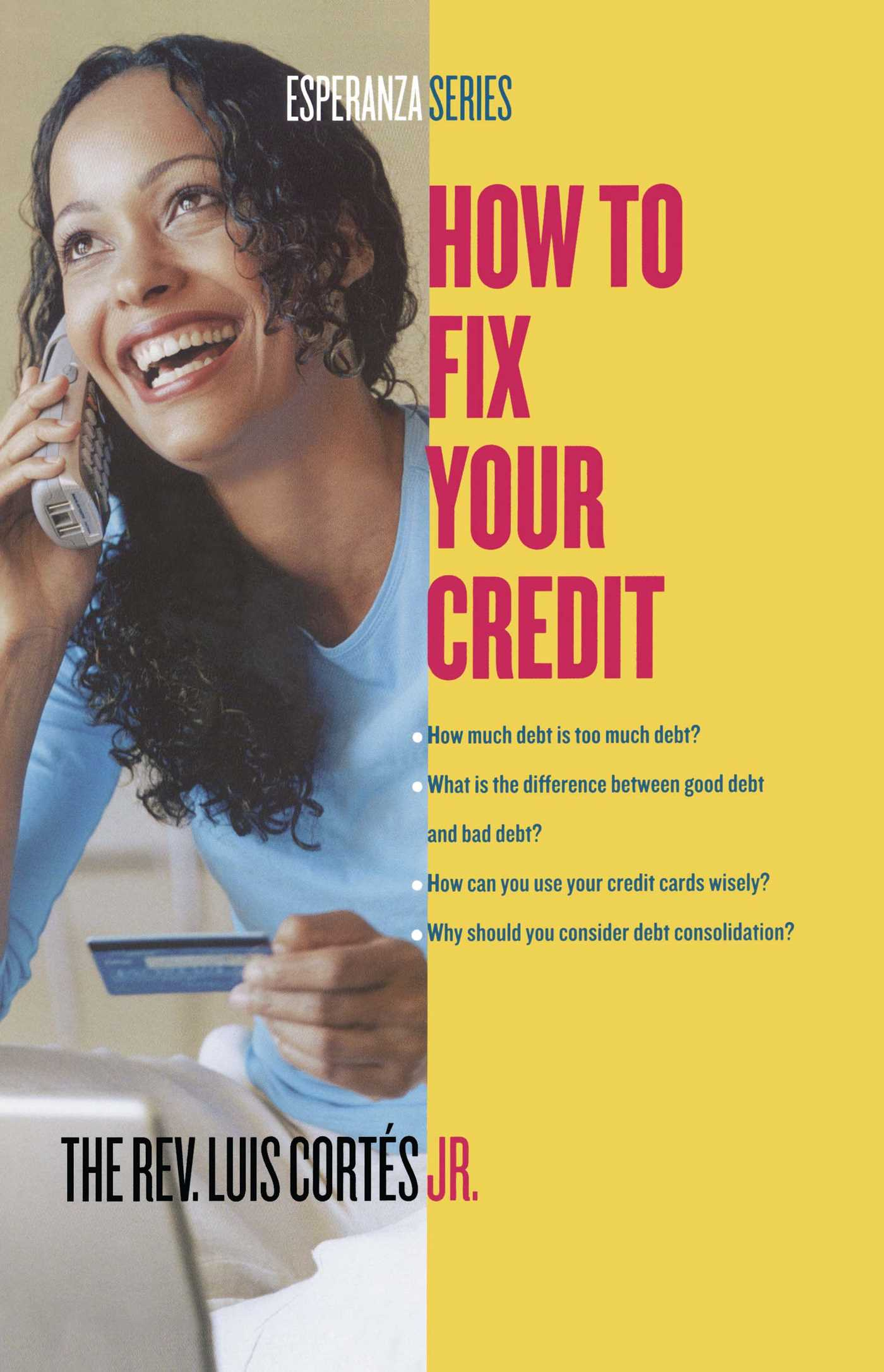 How to fix your credit 9780743287913 hr