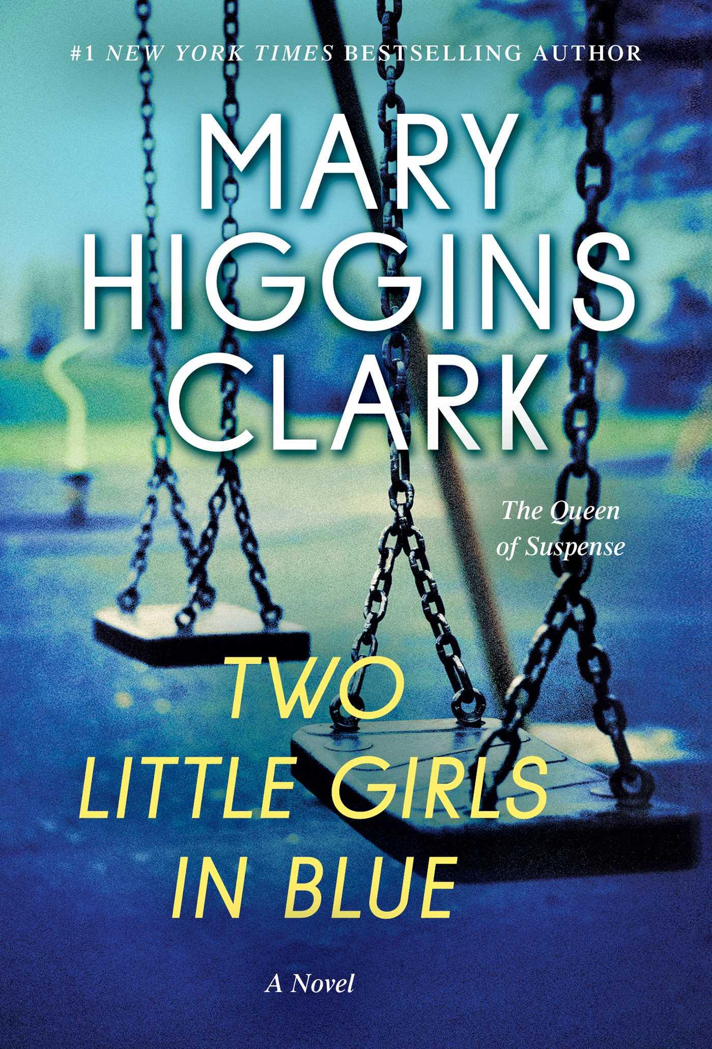 Two little girls in blue 9780743288972 hr