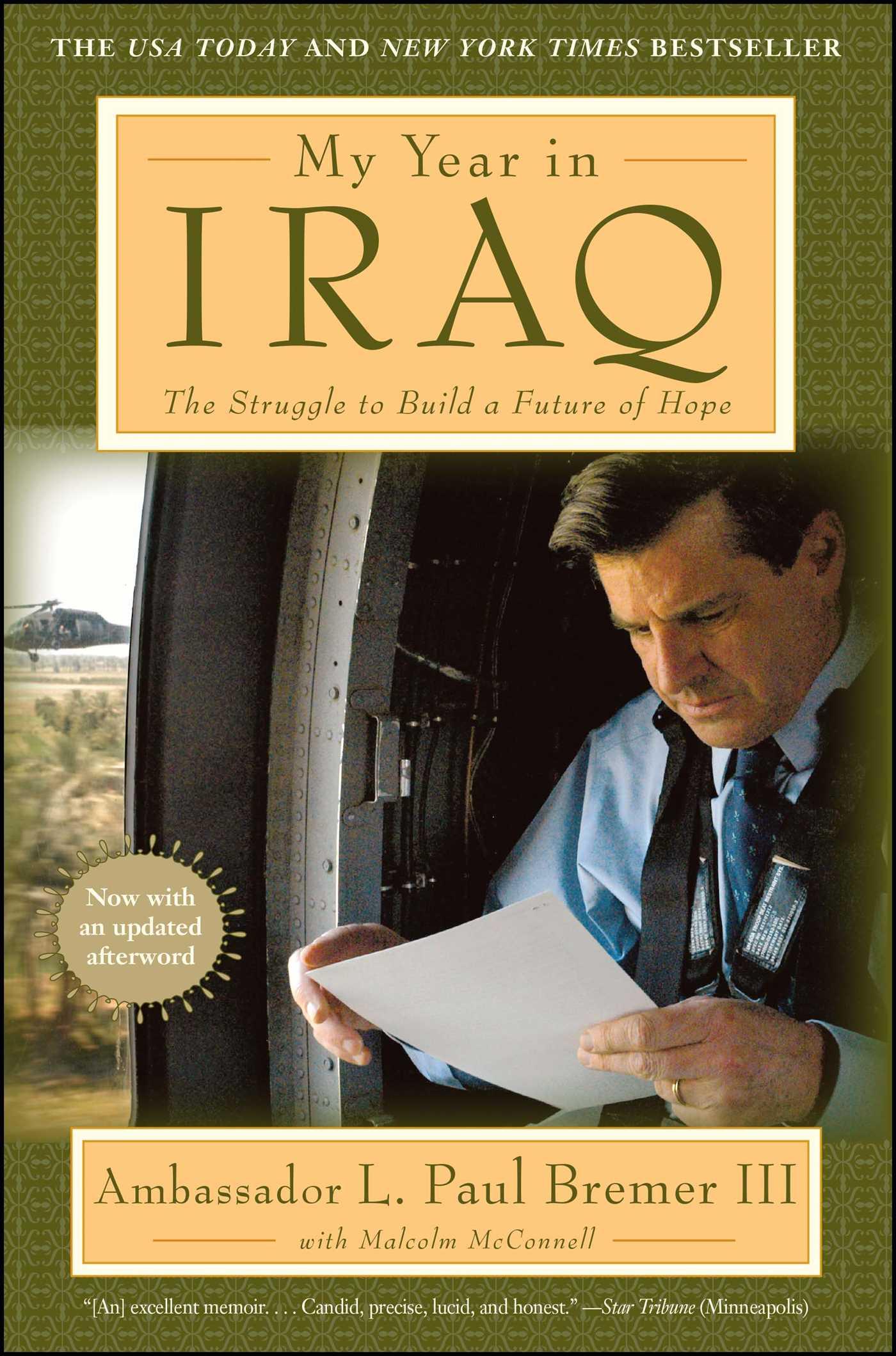 My year in iraq 9780743289078 hr