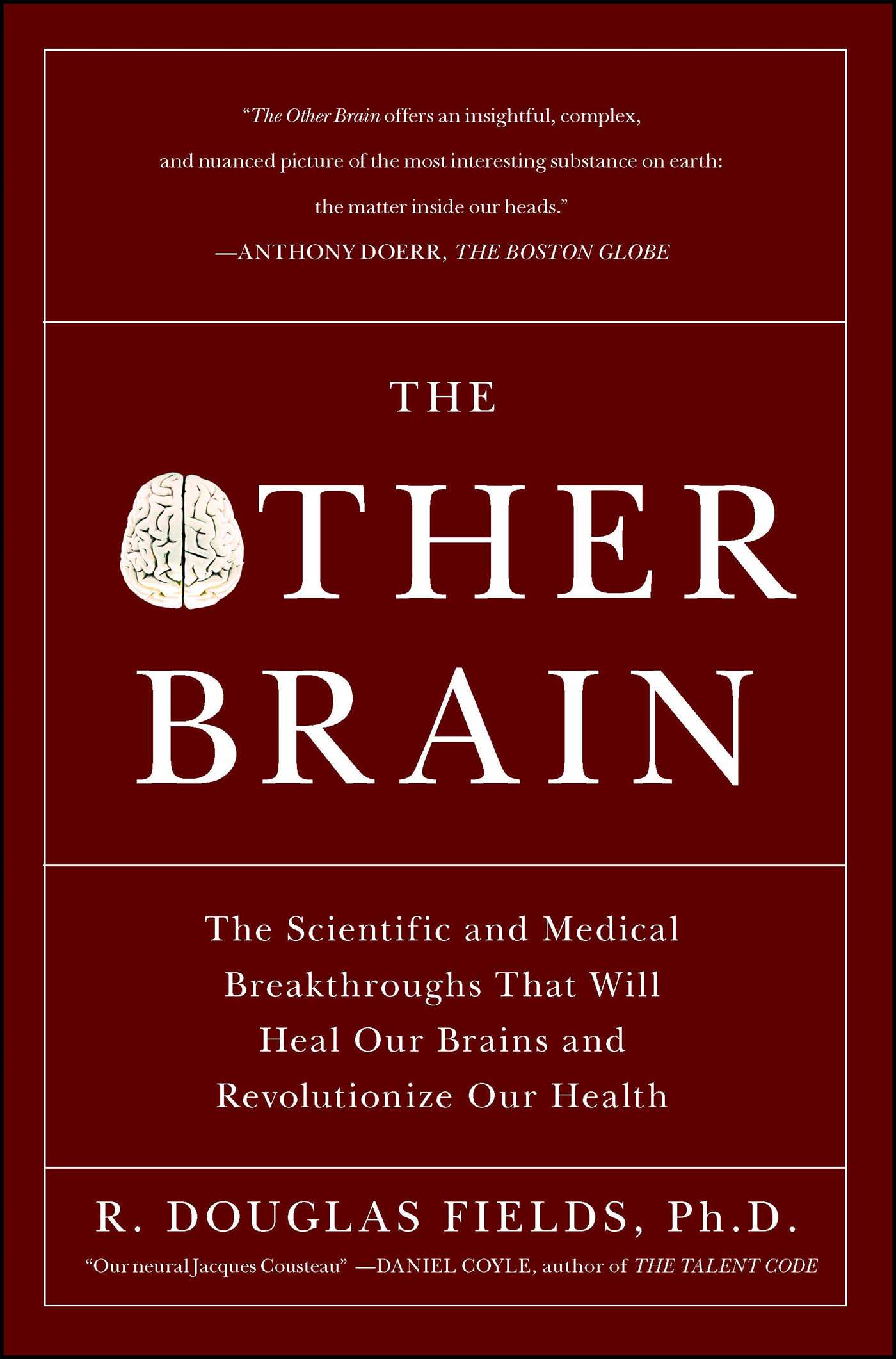 The other brain 9780743291422 hr