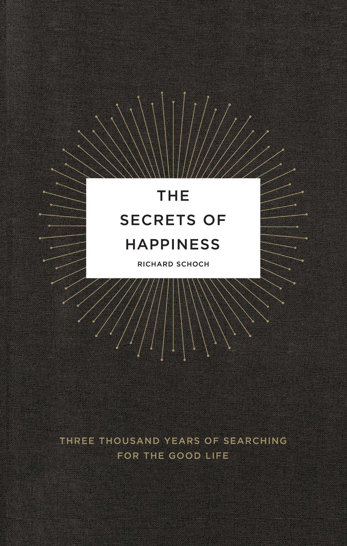 the secret of happiness book pdf