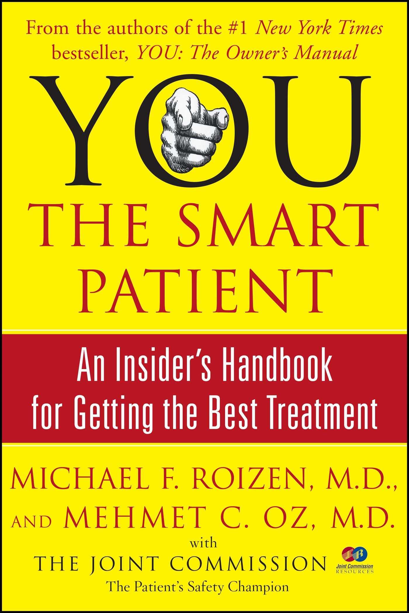 You the smart patient 9780743293013 hr