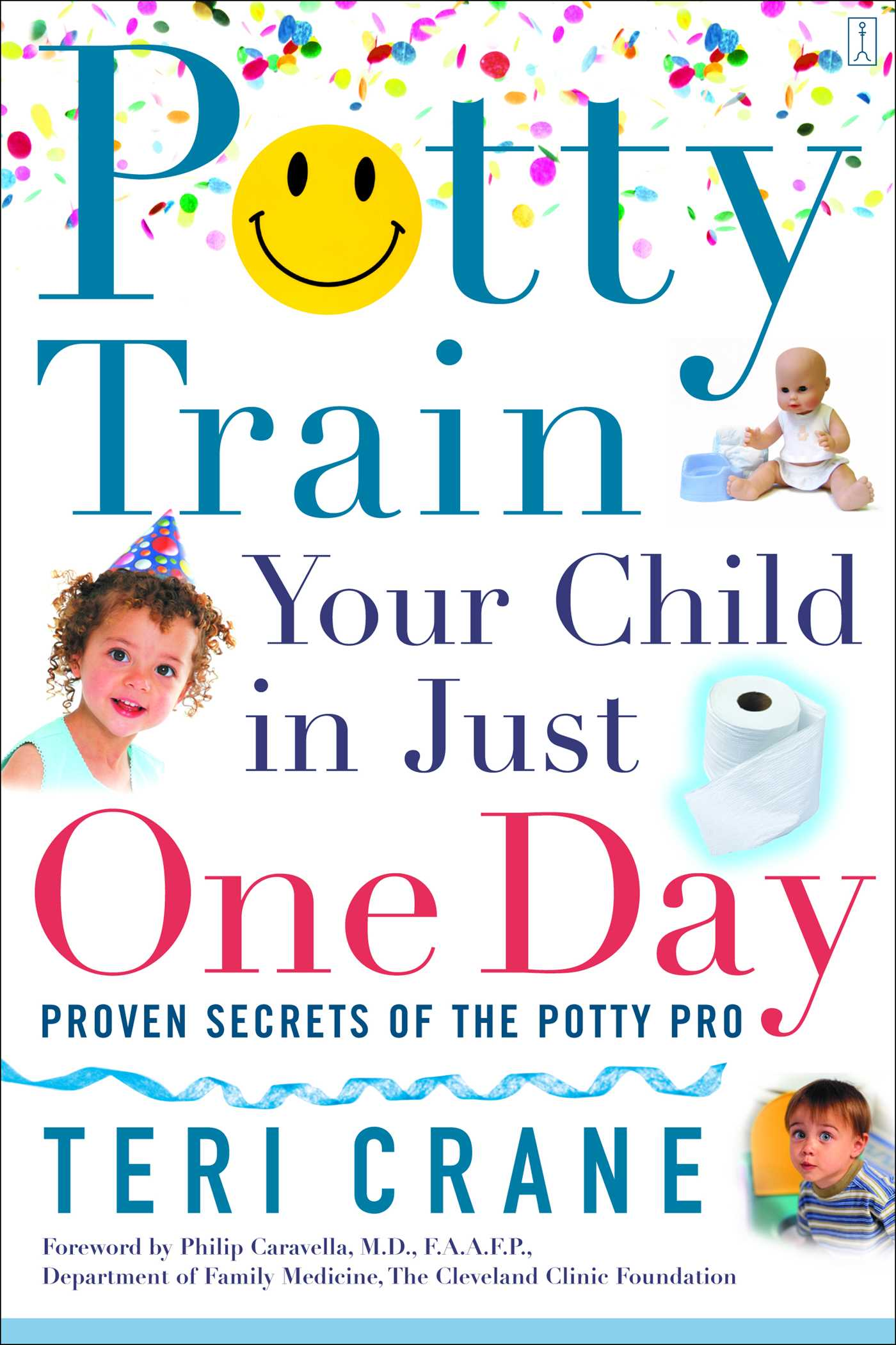 Potty train your child in just one day 9780743293525 hr