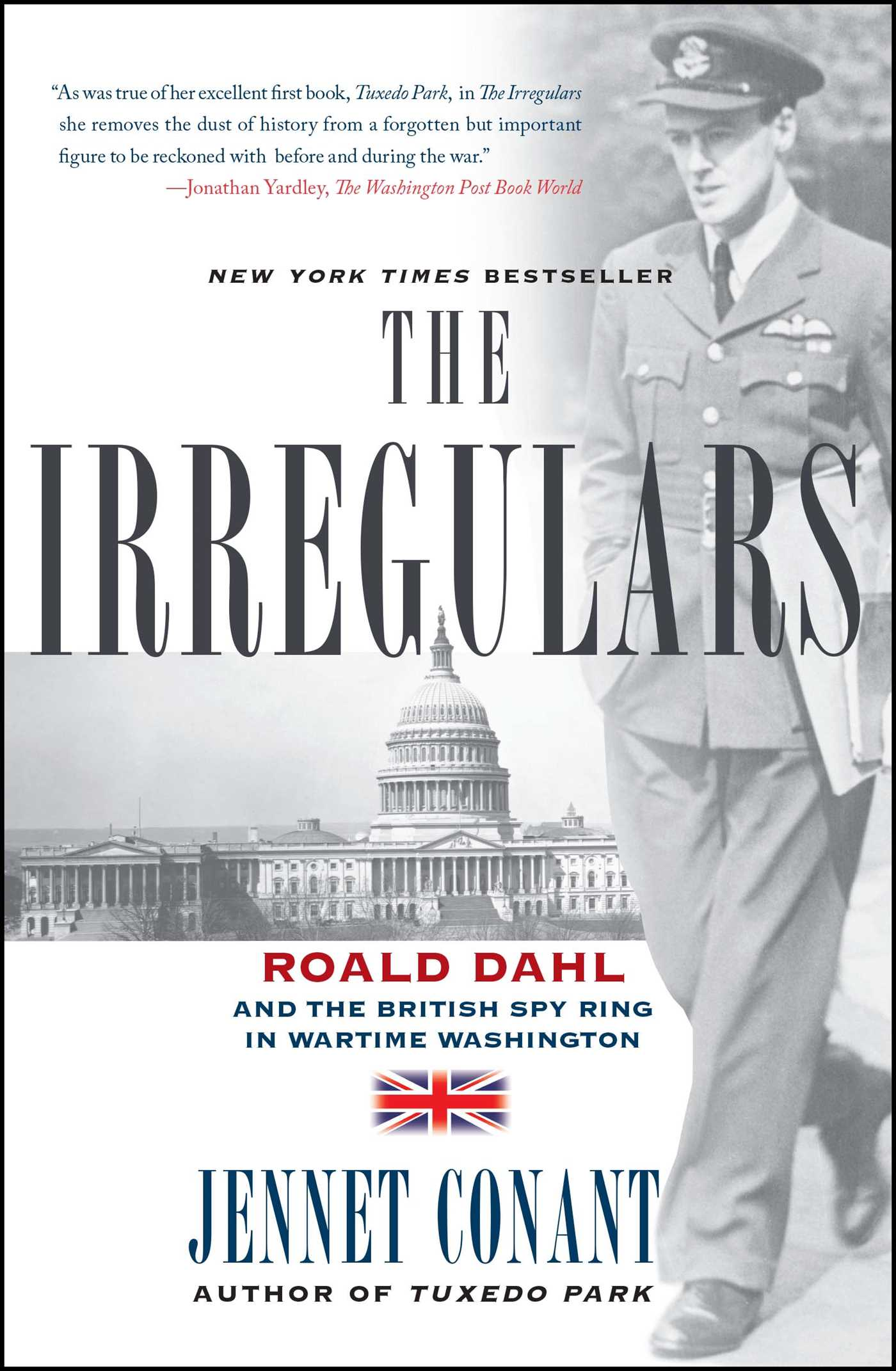 The irregulars book by jennet conant official publisher page the irregulars 9780743294591 hr fandeluxe Image collections