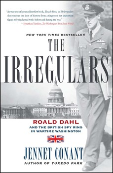 The irregulars book by jennet conant official publisher page the irregulars fandeluxe Image collections