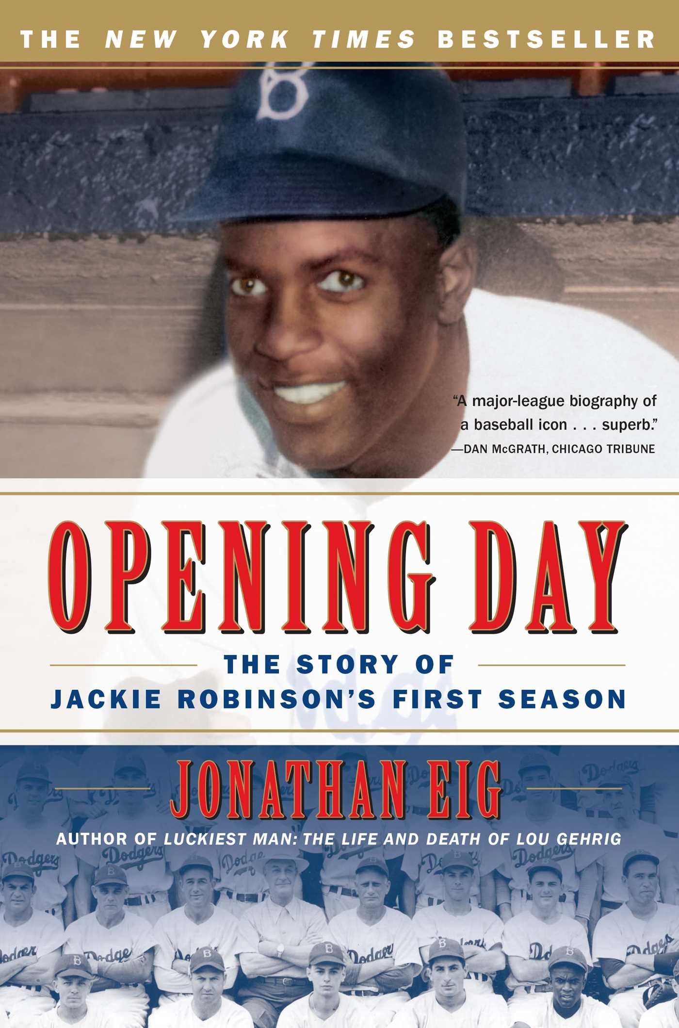 Opening day 9780743294614 hr