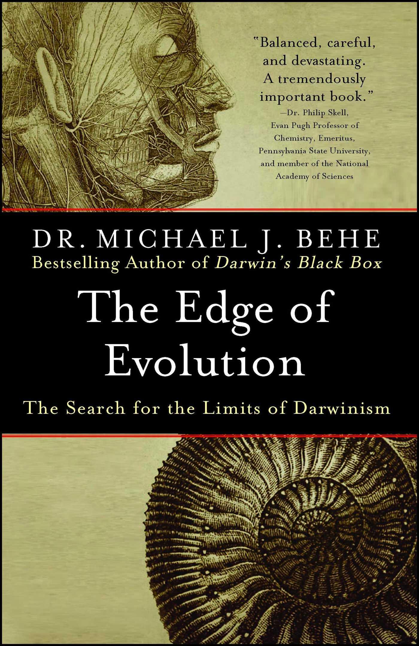 The edge of evolution 9780743296229 hr