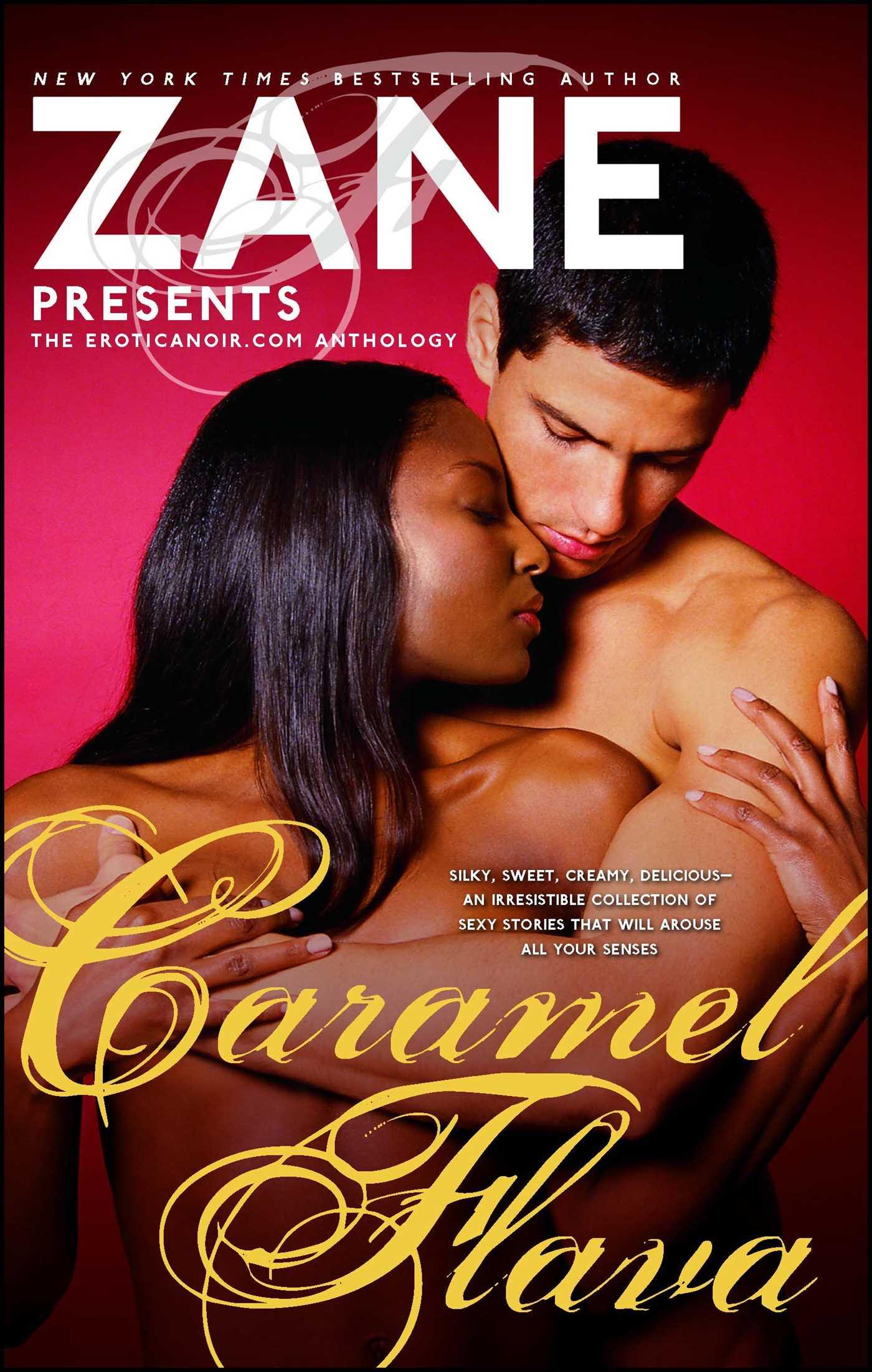 Book Cover Image (jpg): Caramel Flava