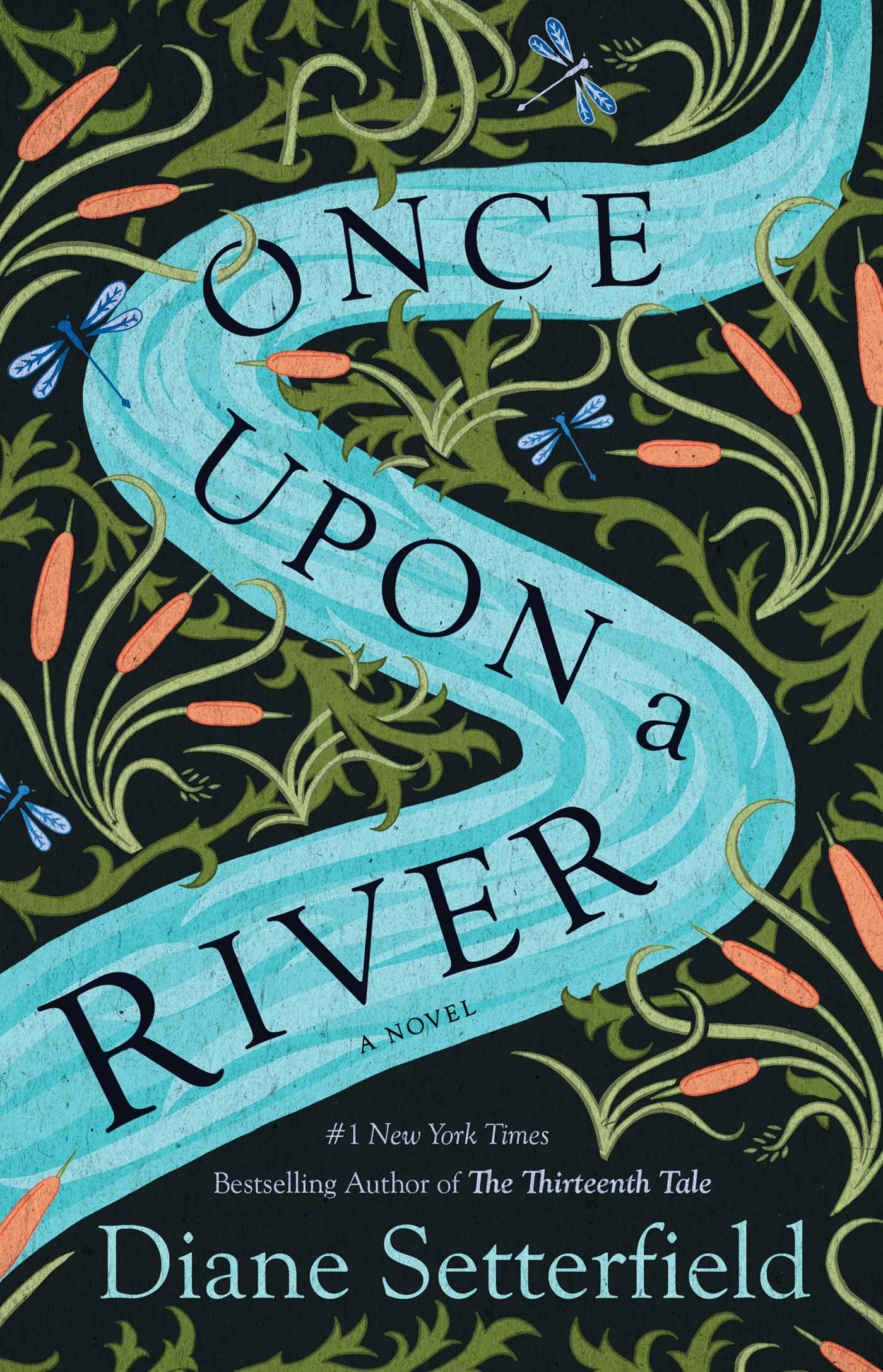 Once Upon a River | Book by Diane Setterfield | Official