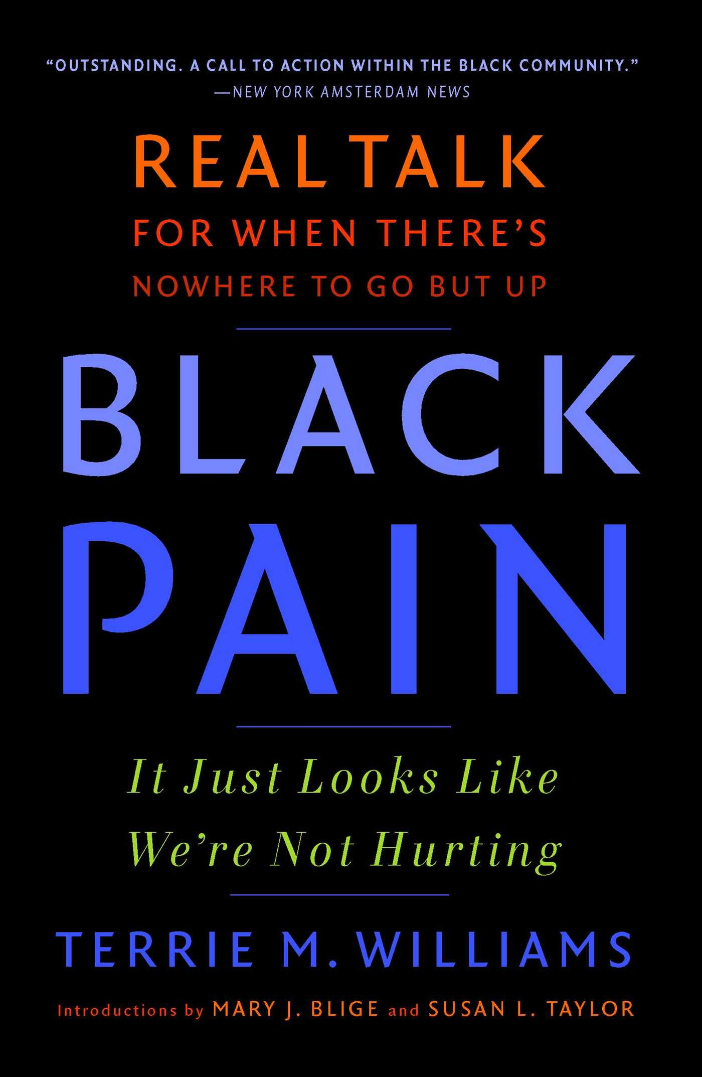 Black pain 9780743298834 hr