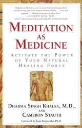 Buy Meditation as Medicine