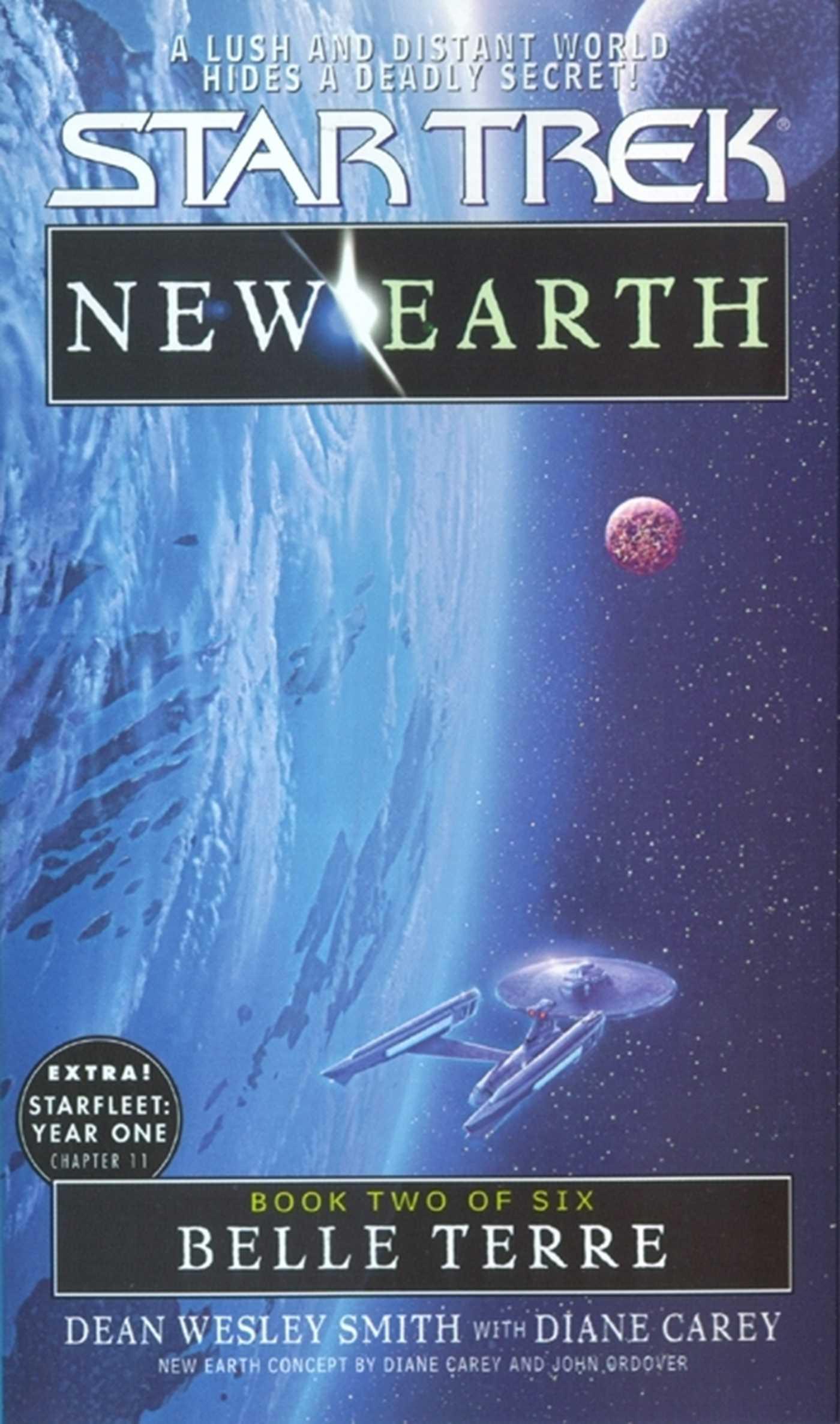 Belle terre st new earth 2 9780743411158 hr