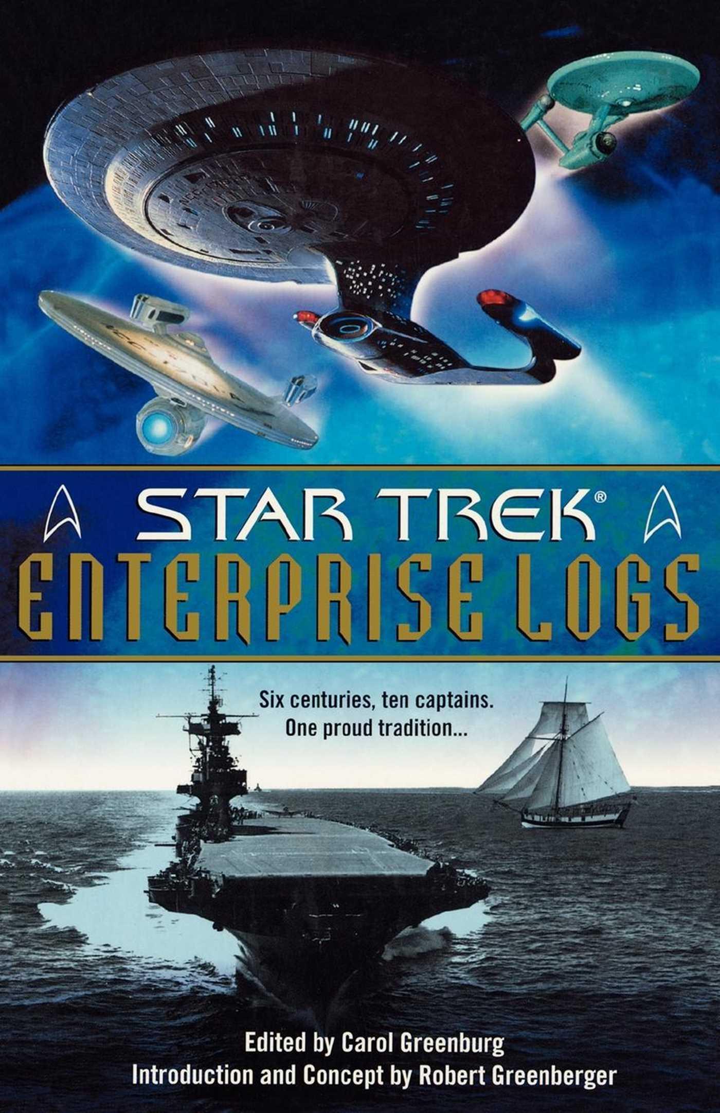 Enterprise logs 9780743411165 hr